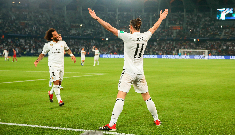Real Madrid - Gareth Bale