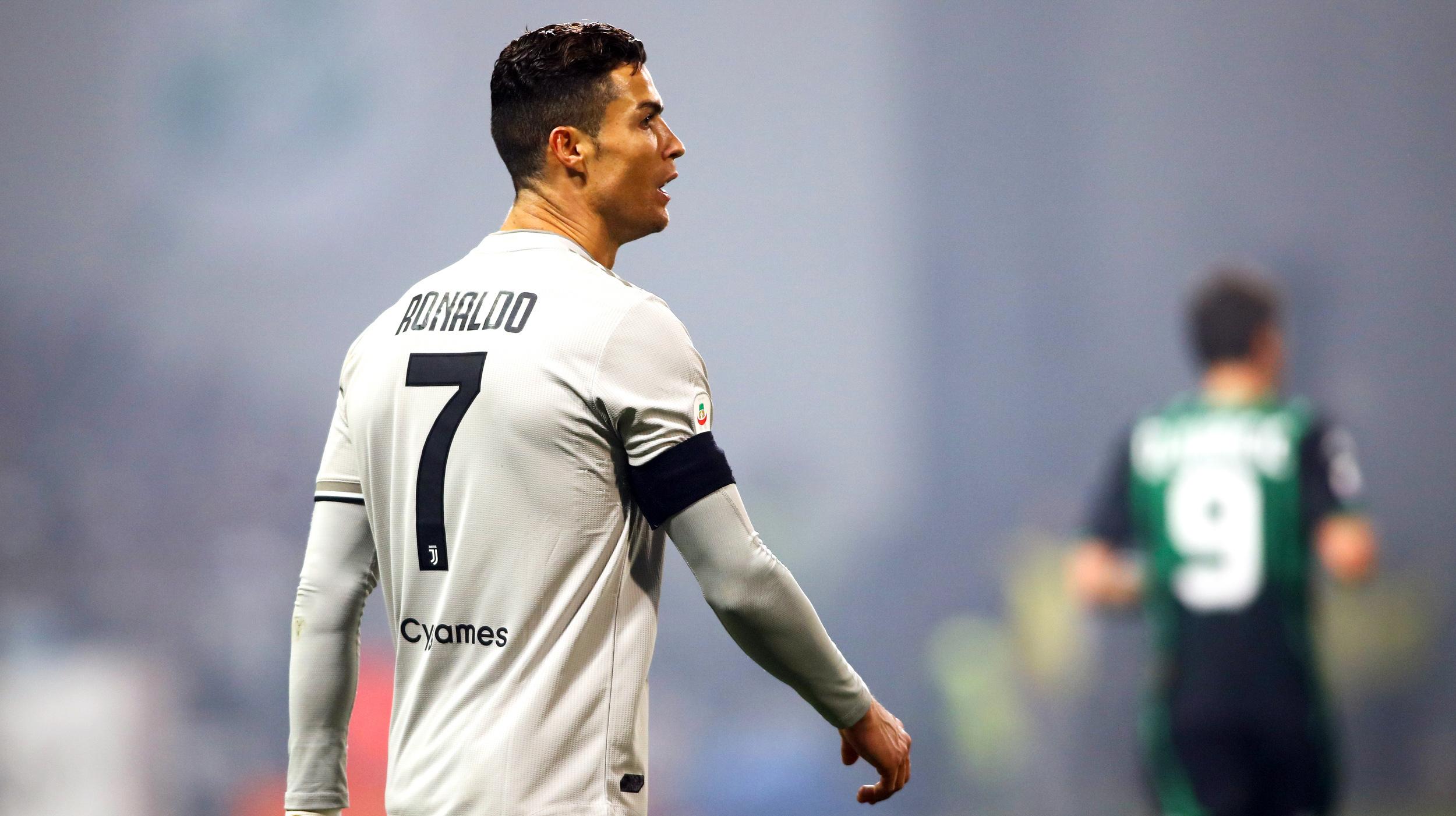 Juve - Cristiano Ronaldo