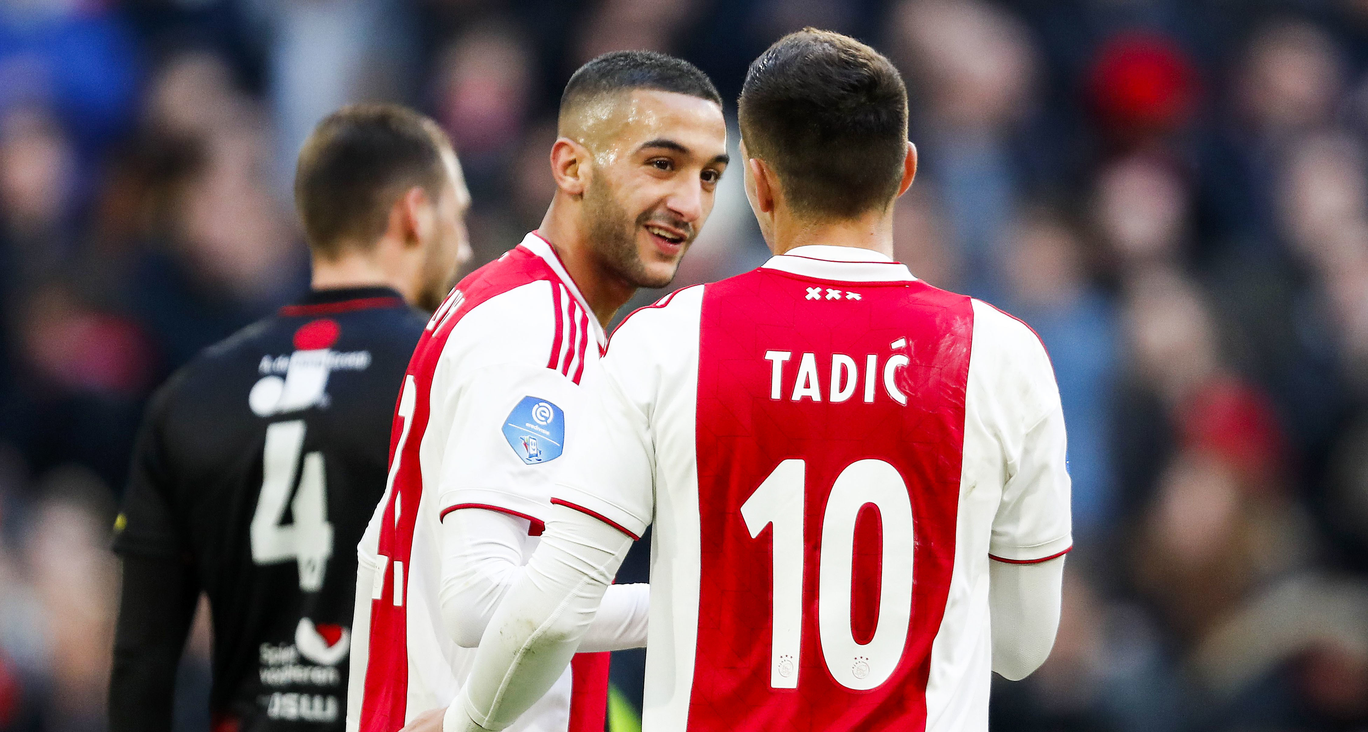 Ajax Amsterdam - Dusan Tadic