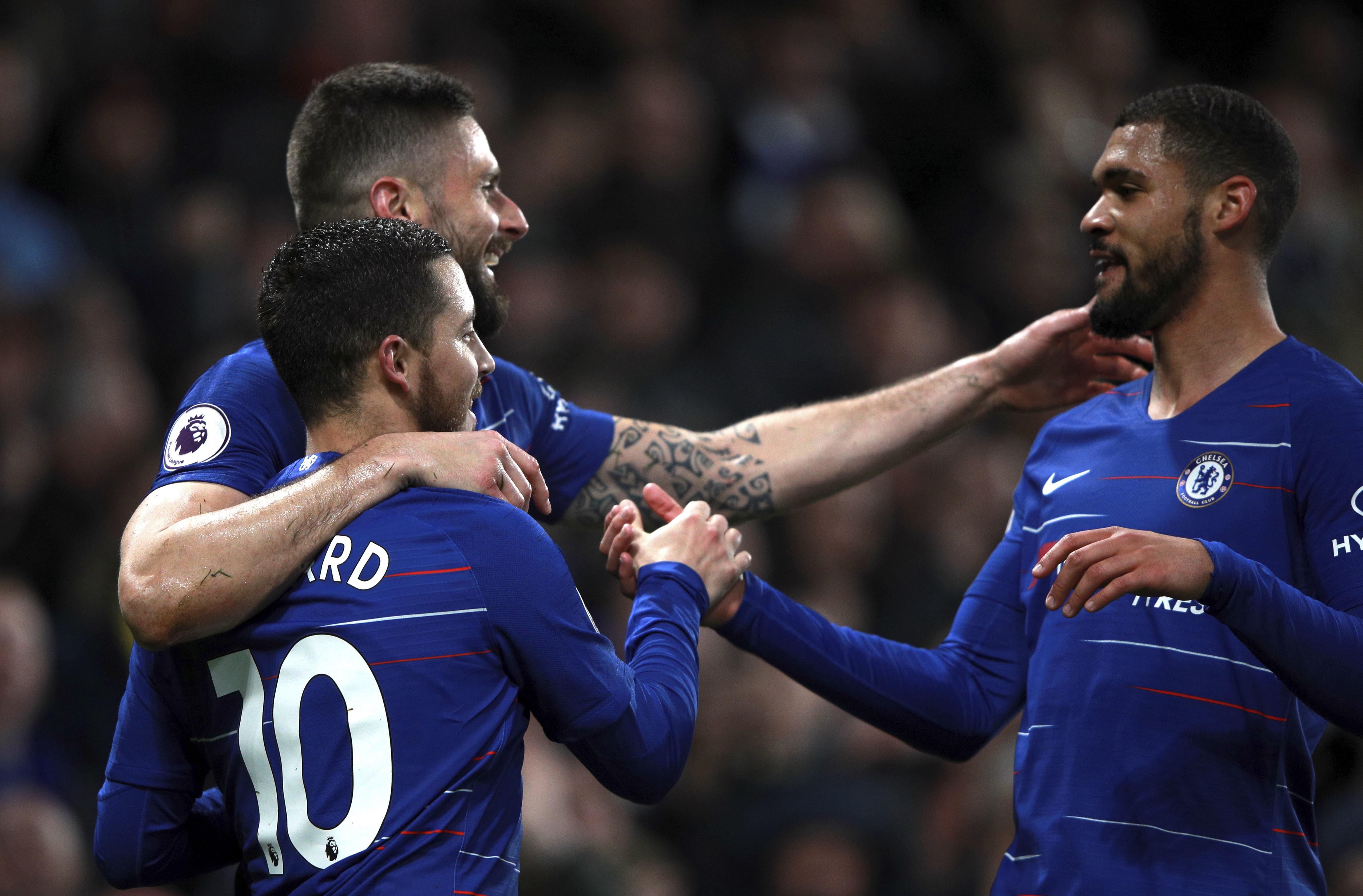 Chelsea - Eden Hazard