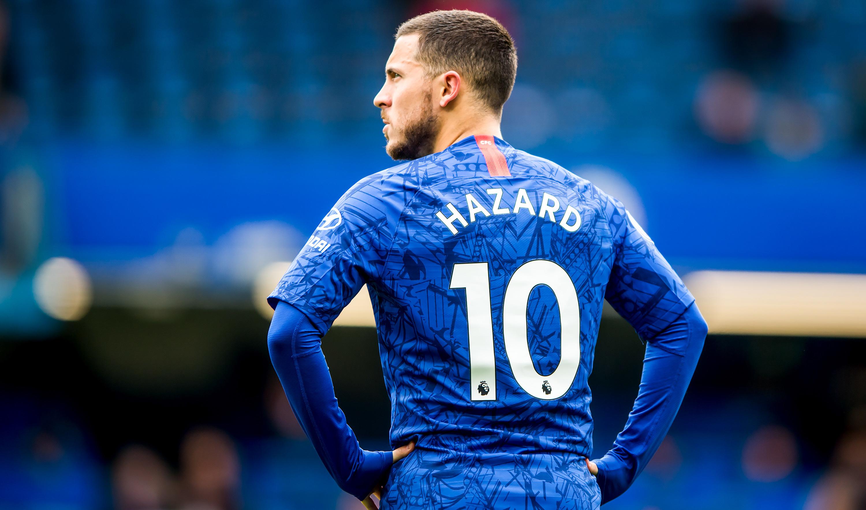Eden Hazard - Chelsea vs Arsenal
