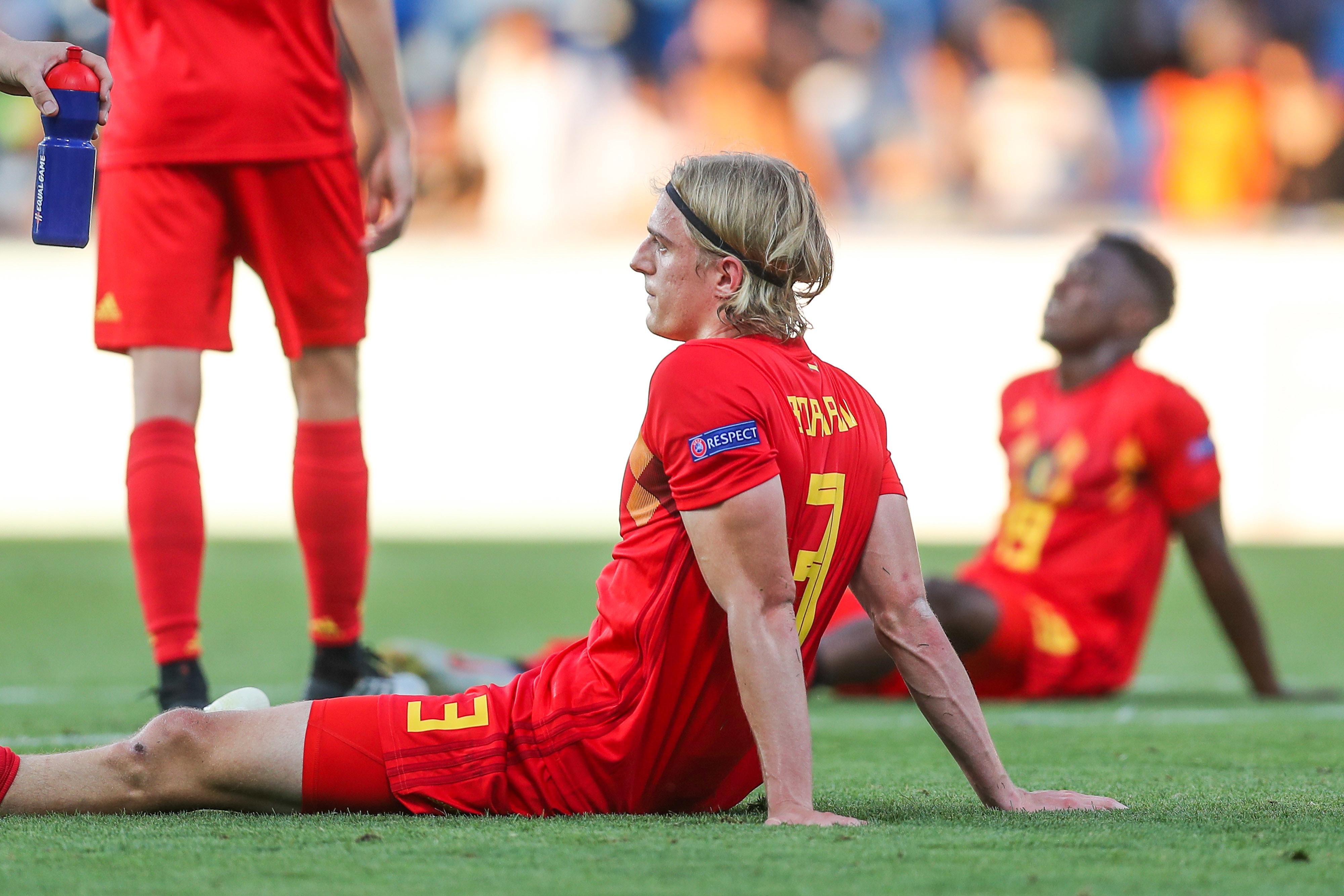Belgium U21 - Bornauw