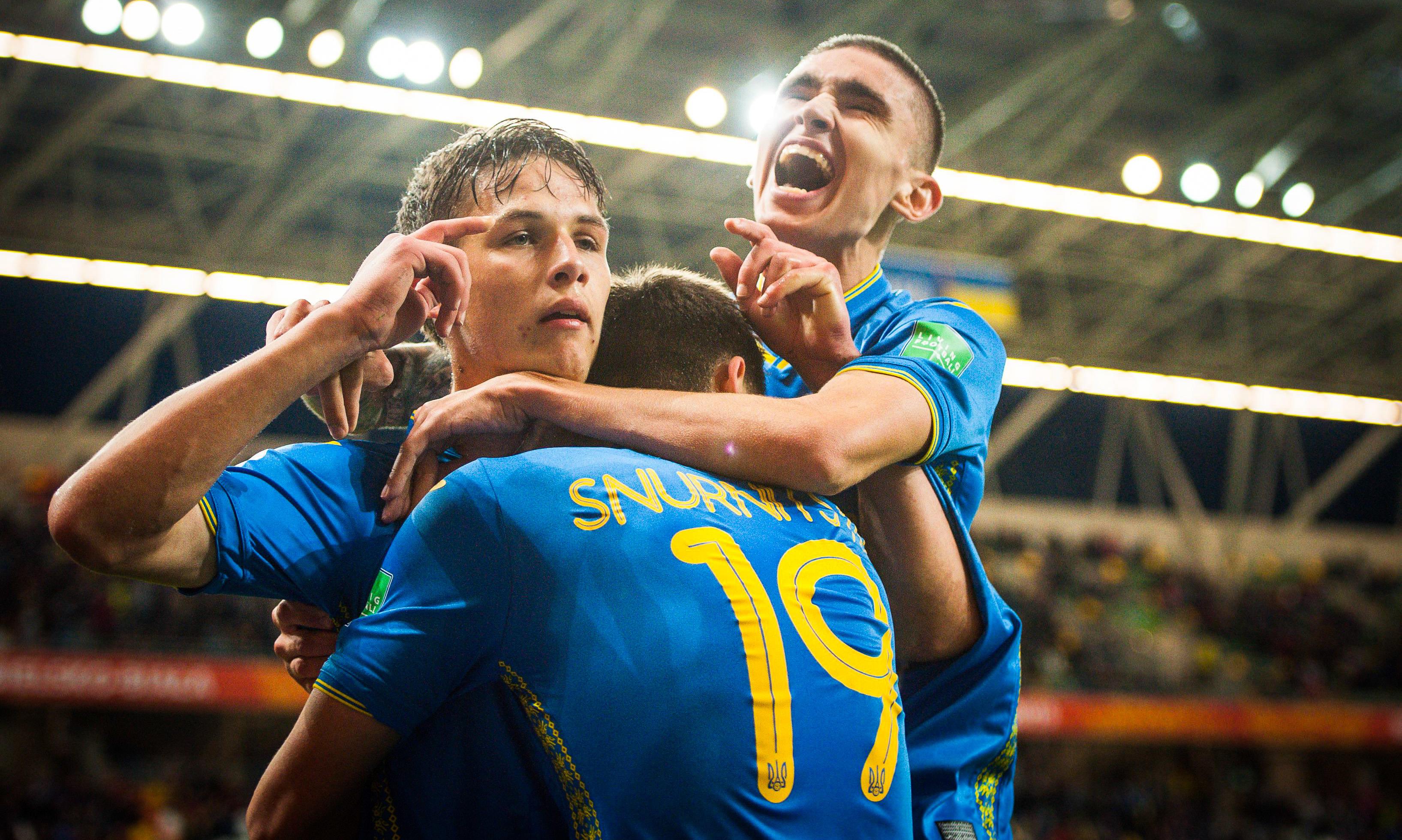 Ukraina - FIFA World Cup U20