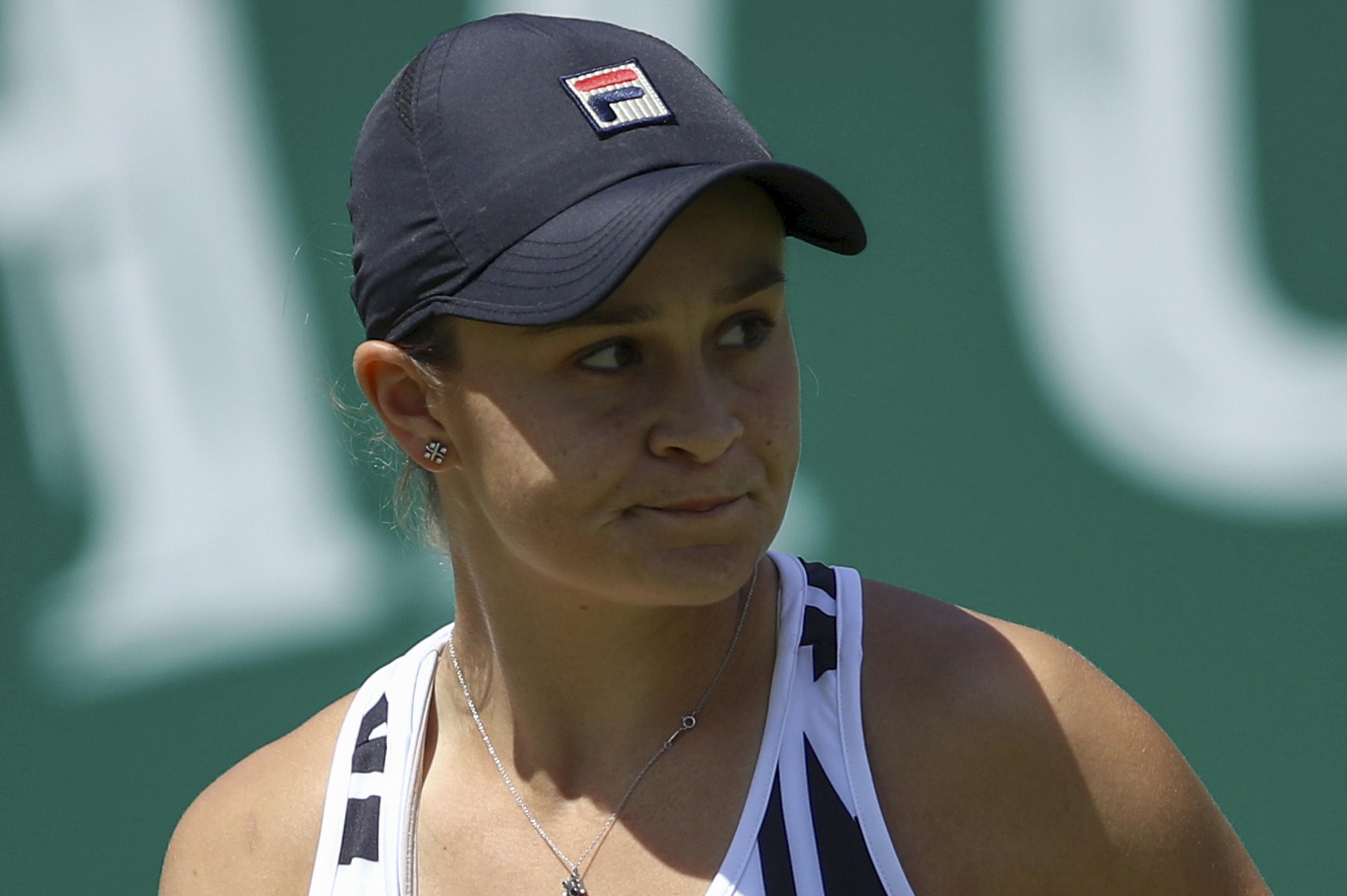 Ashleigh Barty - Wimbledon