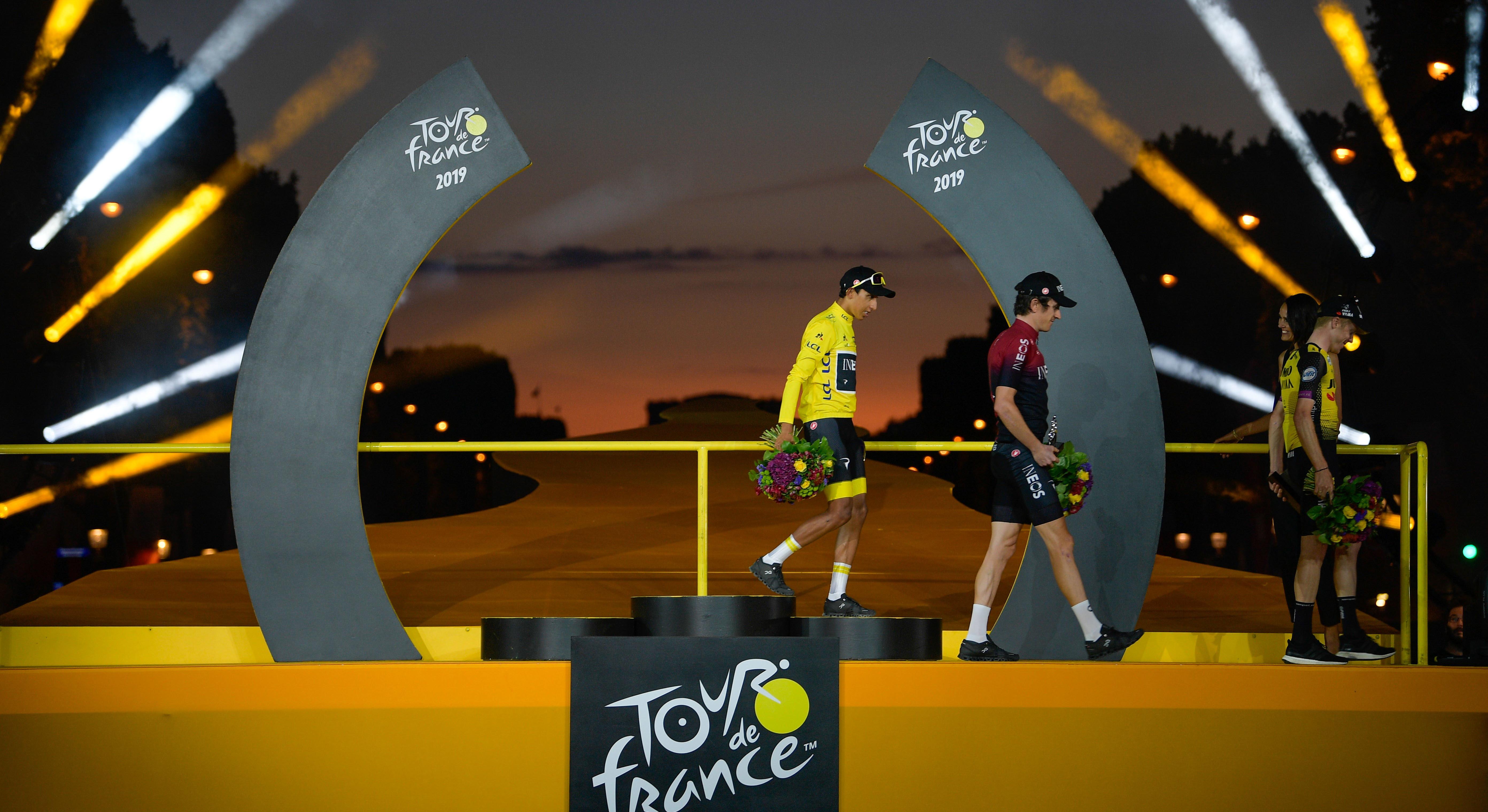 Egan Bernal - Tour de France 2019
