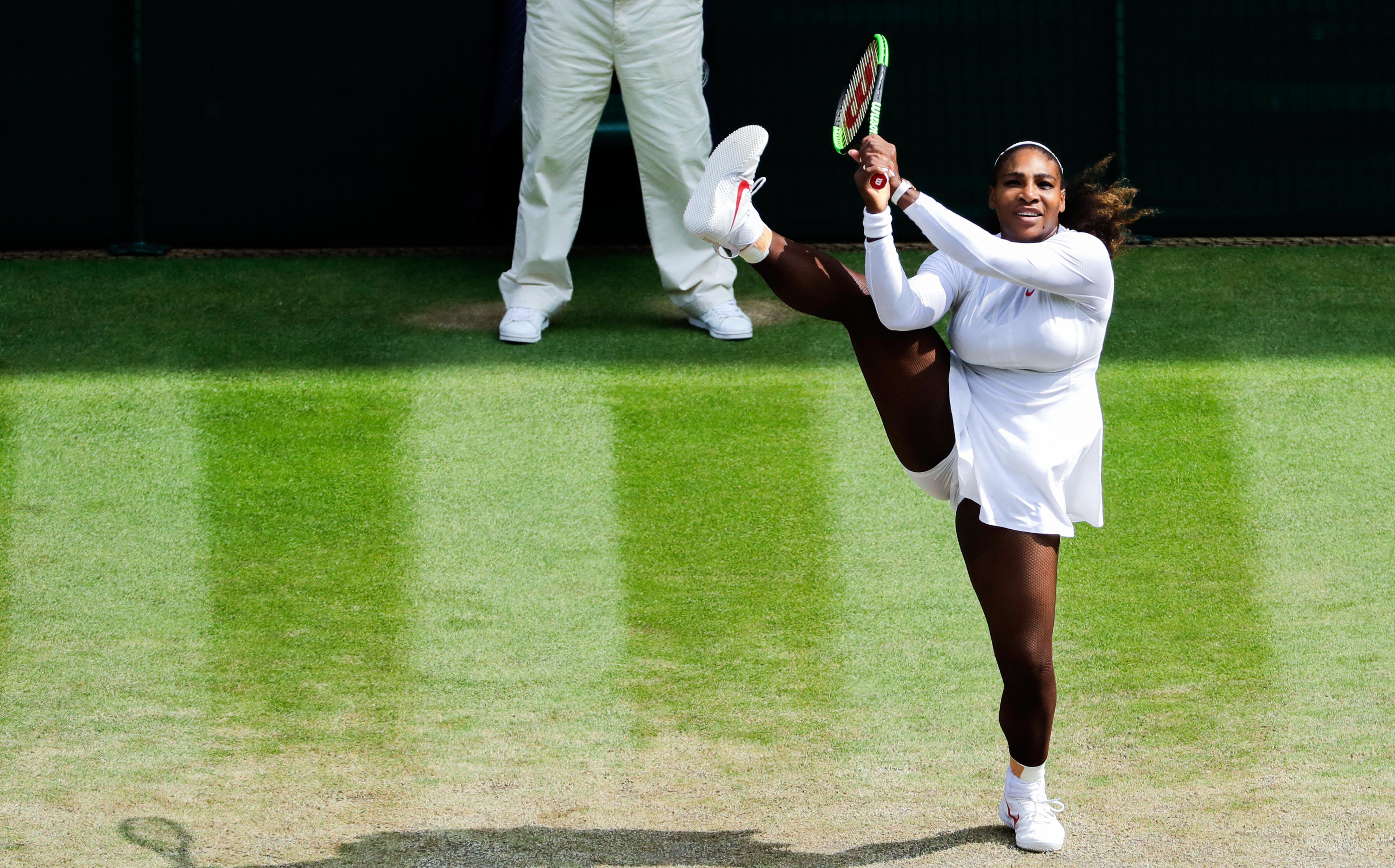 Serena Williams - Wimbledon 2019