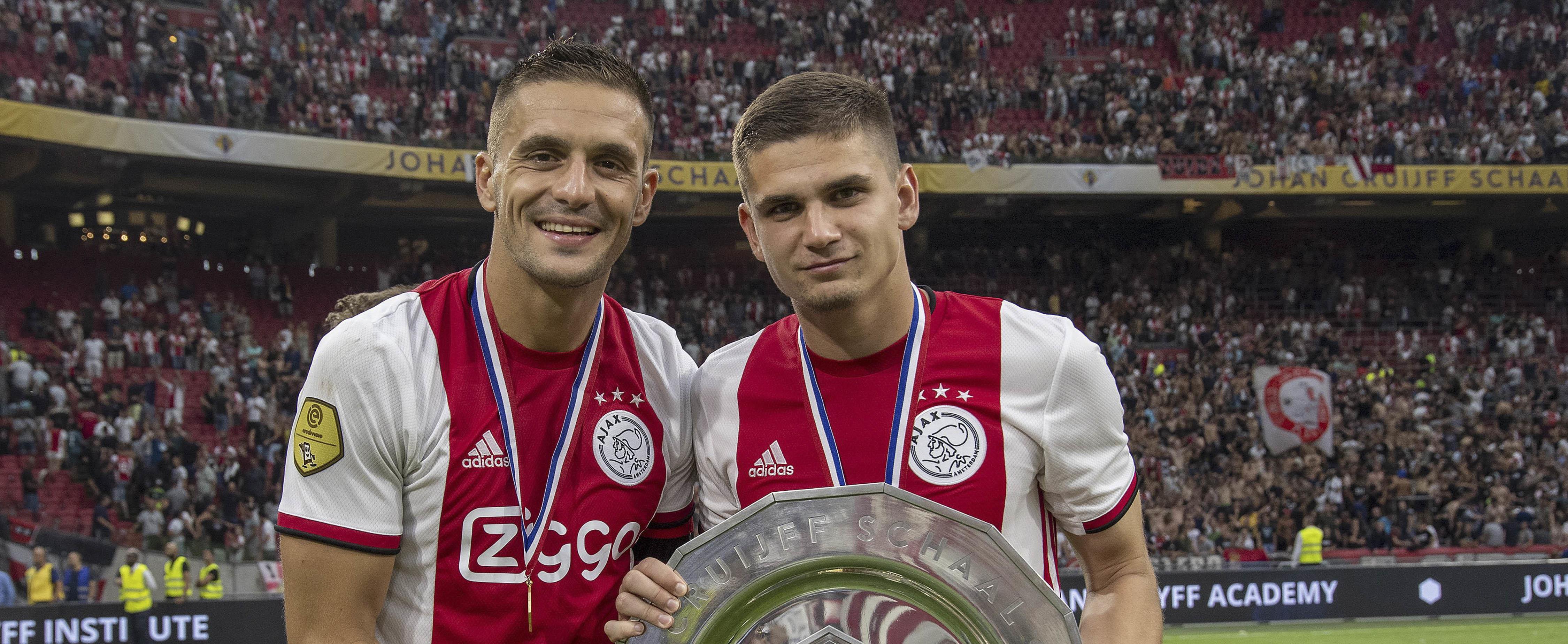 Ajax Amsterdam - Dusan Tadic & Razvan Marin