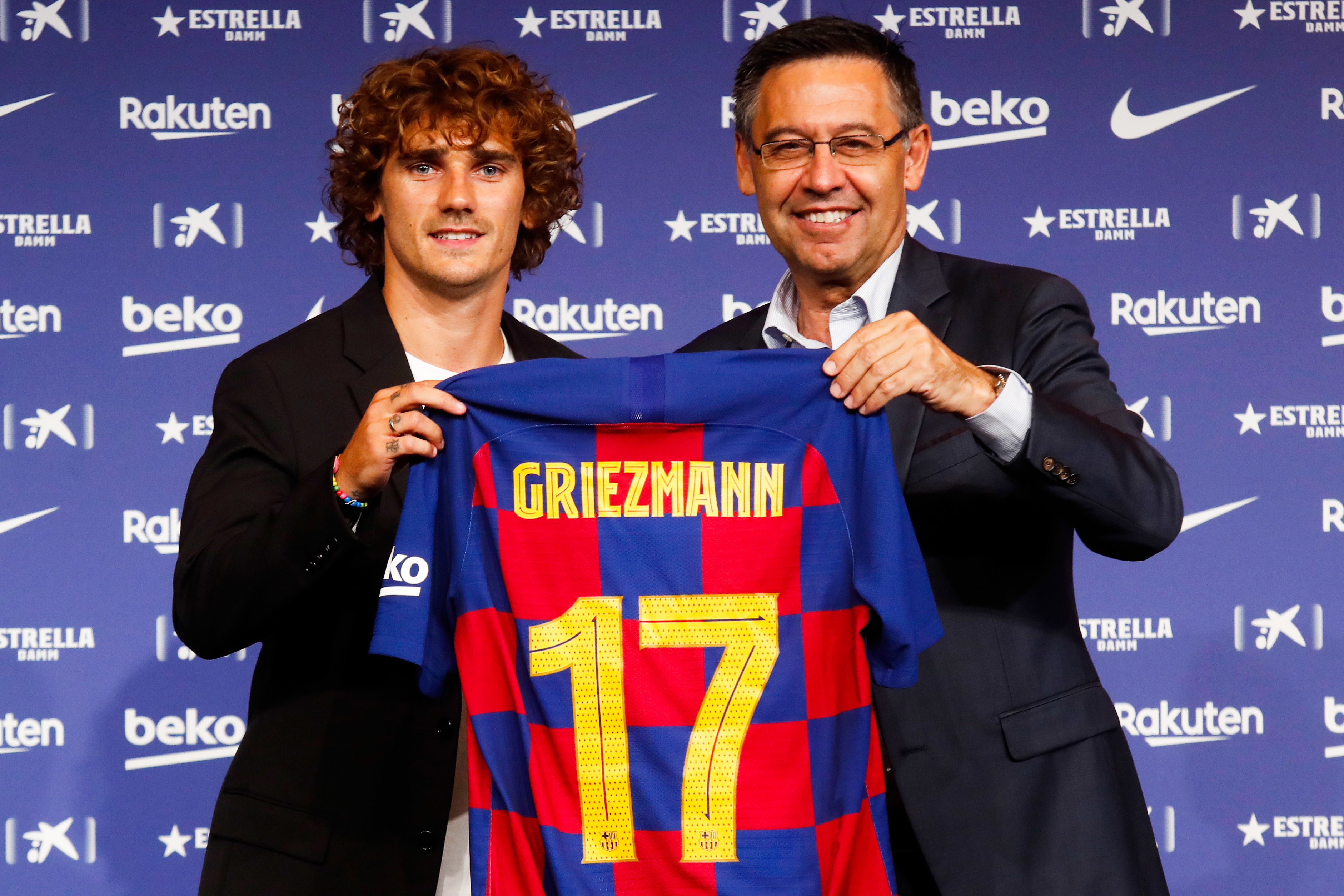 Antoine Griezmann - FC Barcelona 2019-2020