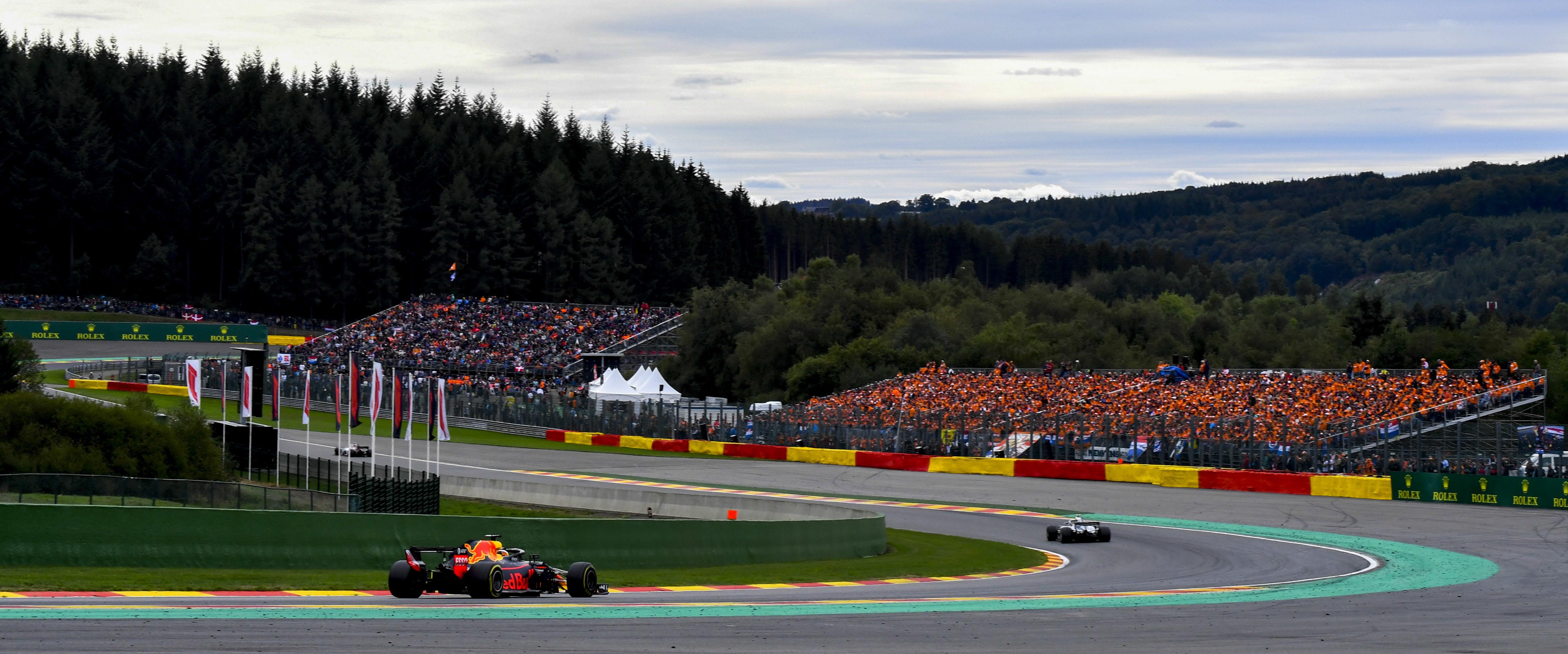 F1-GP Belgium 2019-2020