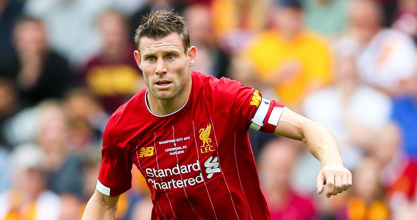 James Milner - Liverpool FC 2019-2020