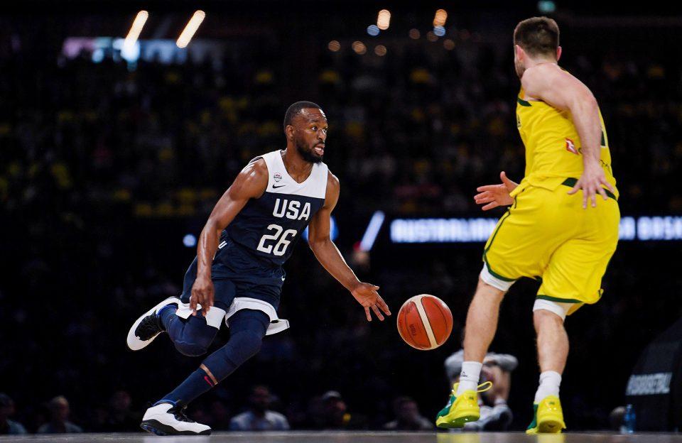 Kemba Walker - Team USA - FIBA World Cup