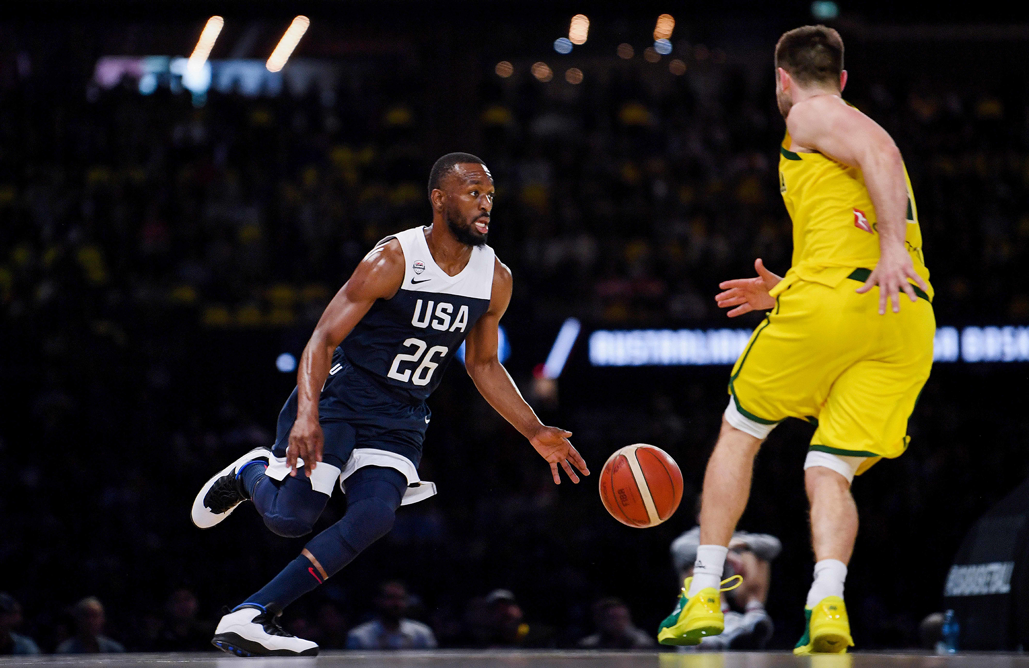 Kemba Walker - Team USA - FIBA World Cup