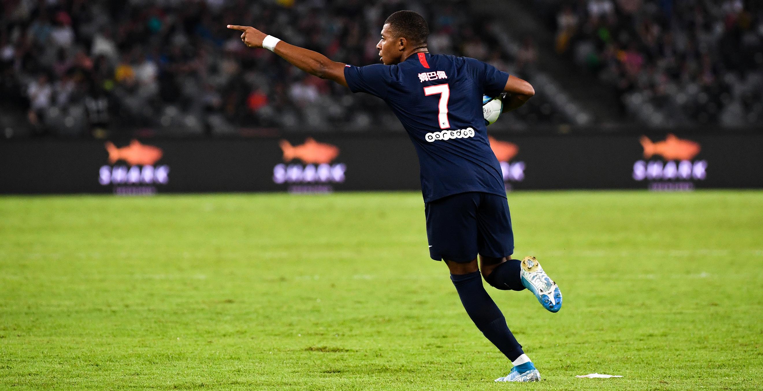Kylian Mbappé - PSG 2019-2020