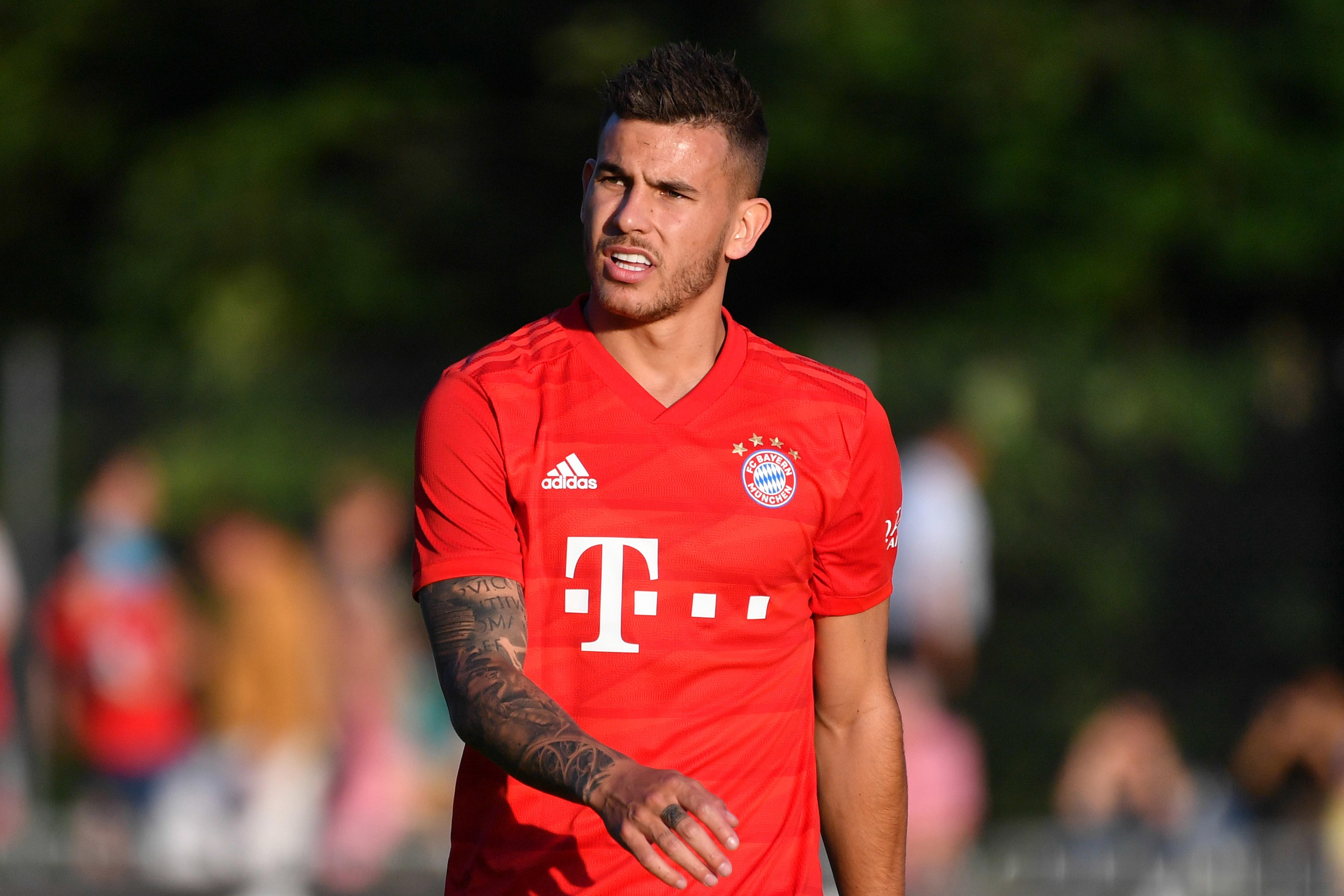Lucas Hernandez - Bayern Munich 2019-2020