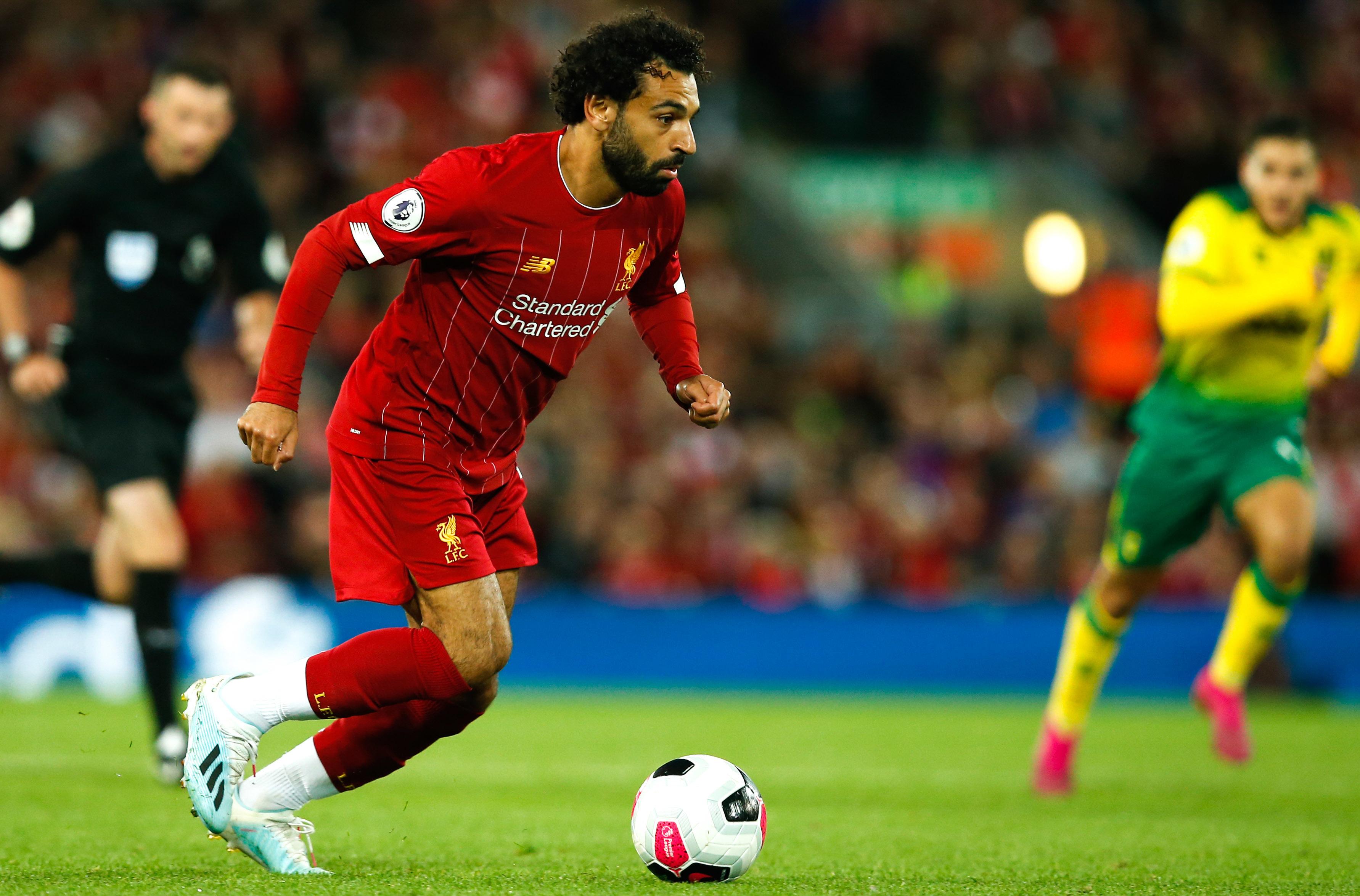 Mo Salah - Liverpool FC 2019-2020