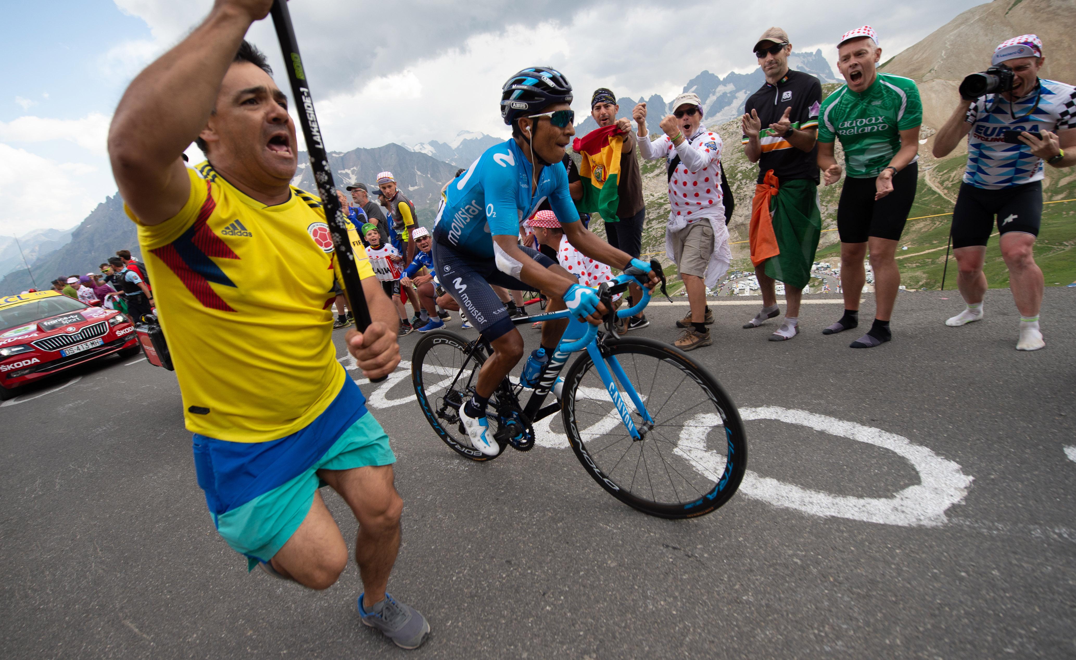 Nairo Quintana - Vuelta 2019