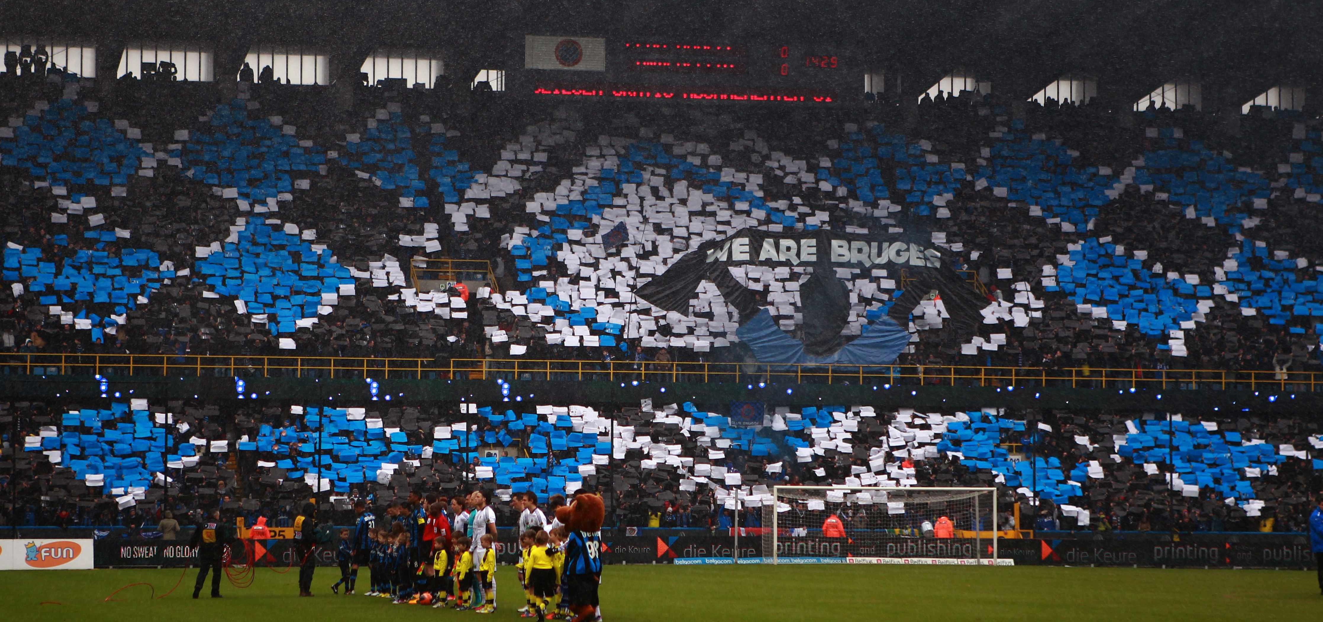 Club Brugge - RSC Anderlecht - 19-20