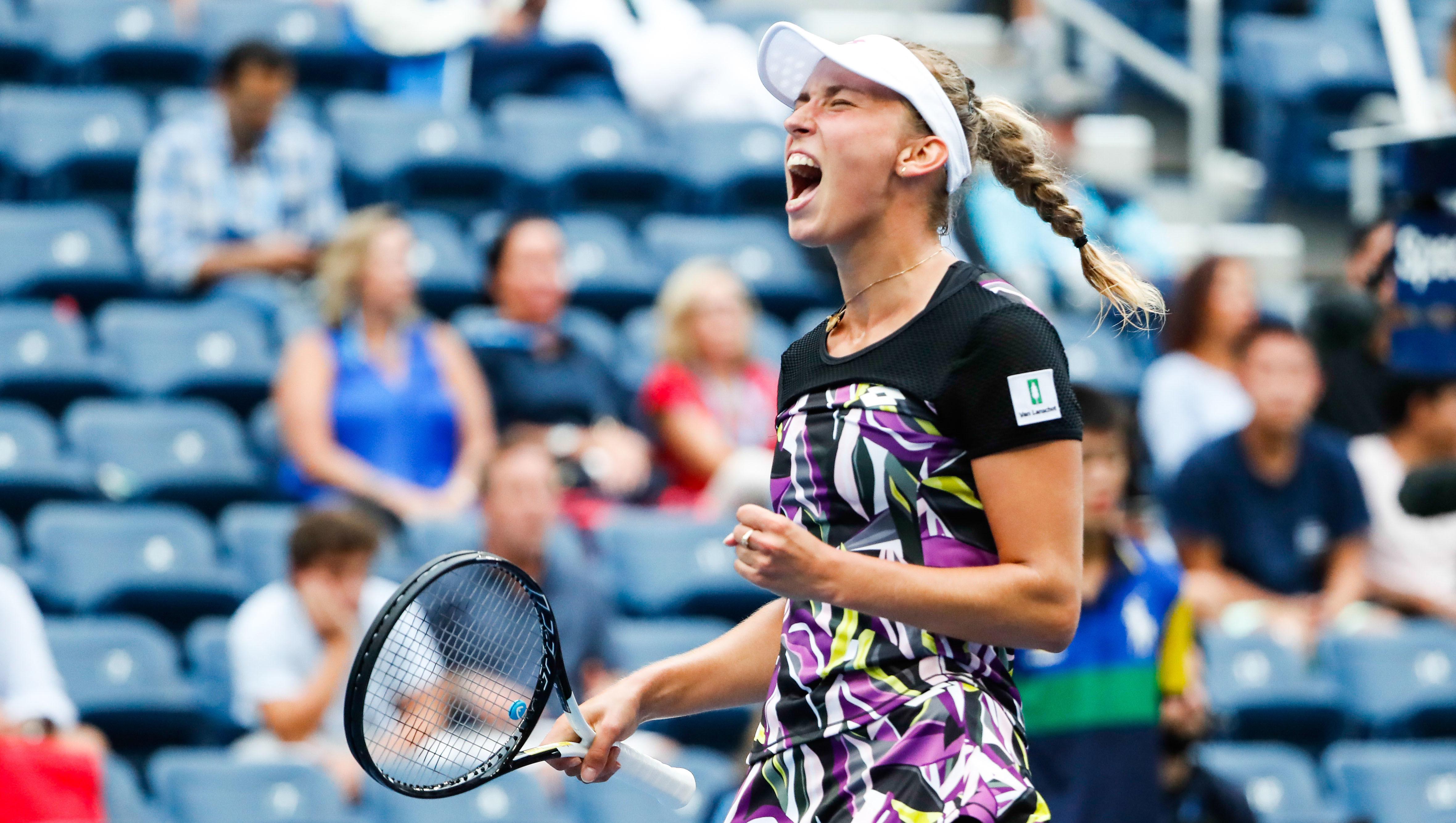 Elise Mertens - US Open 2019