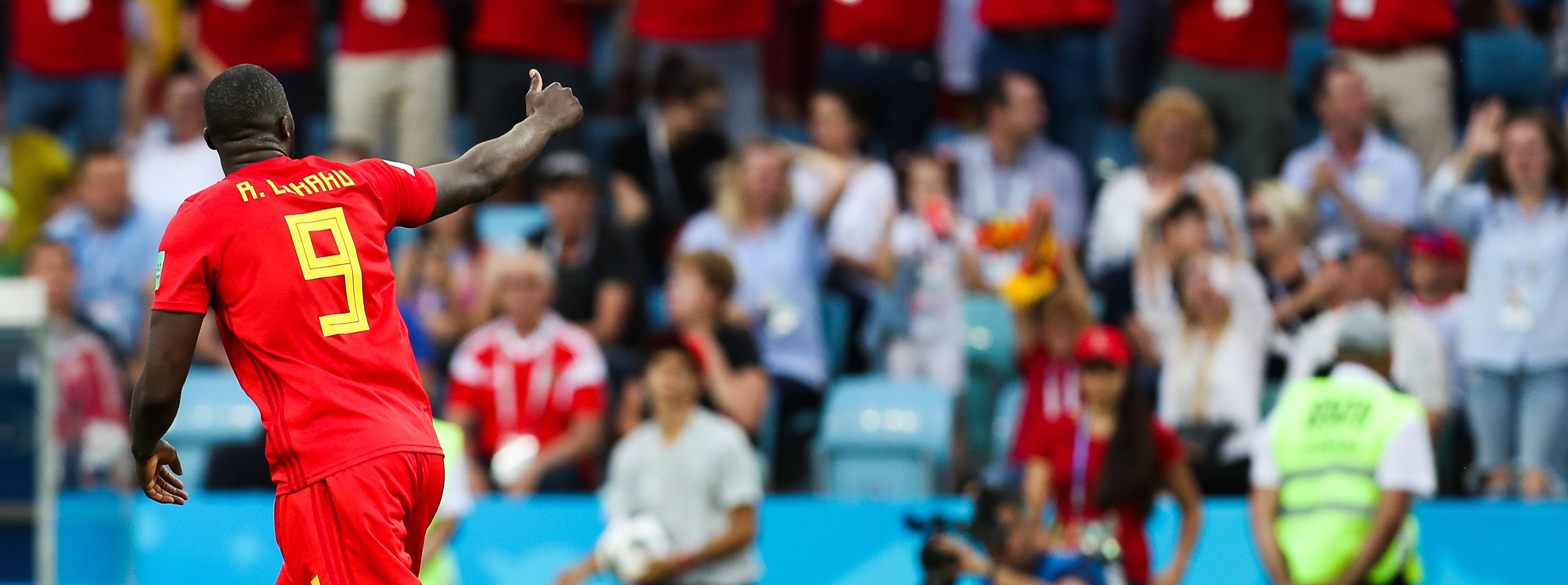 Romelu Lukaku - Belgium - Red Devils