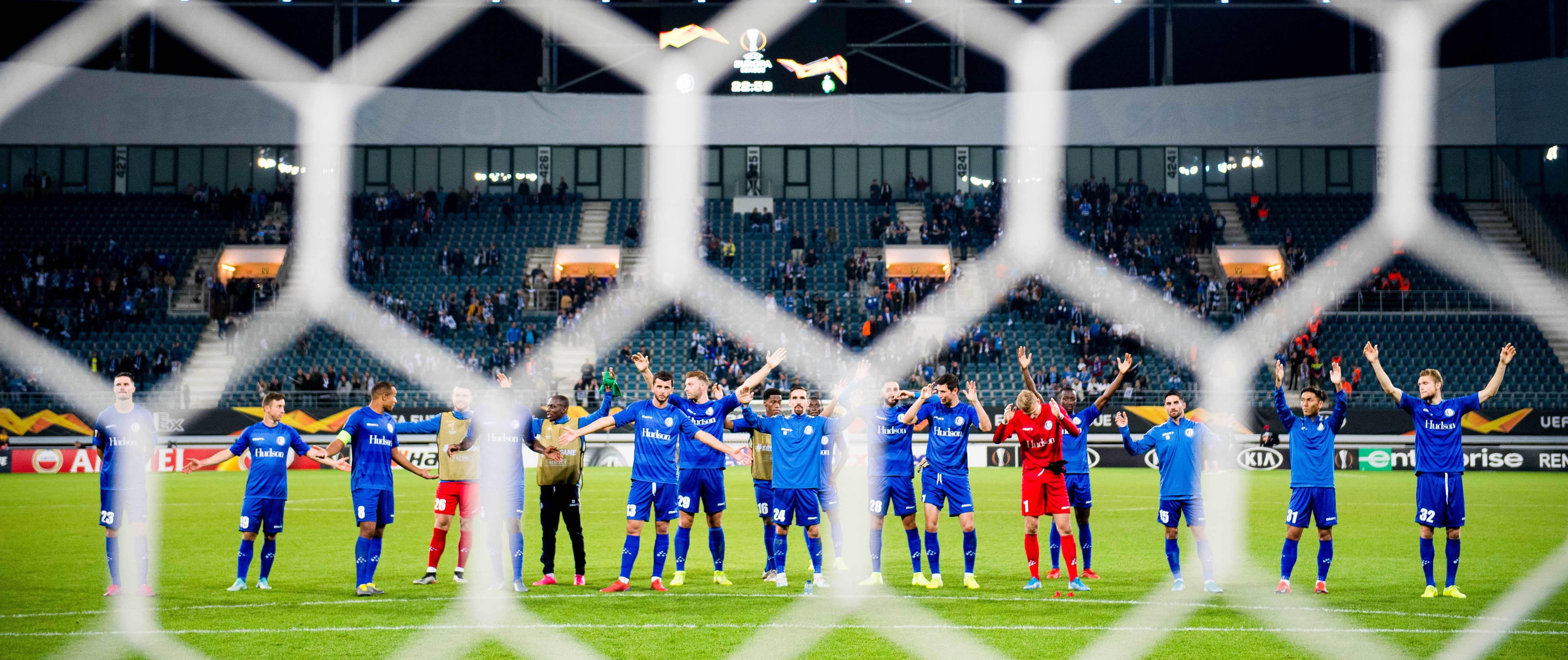 AA Gent - Europa League 19-20