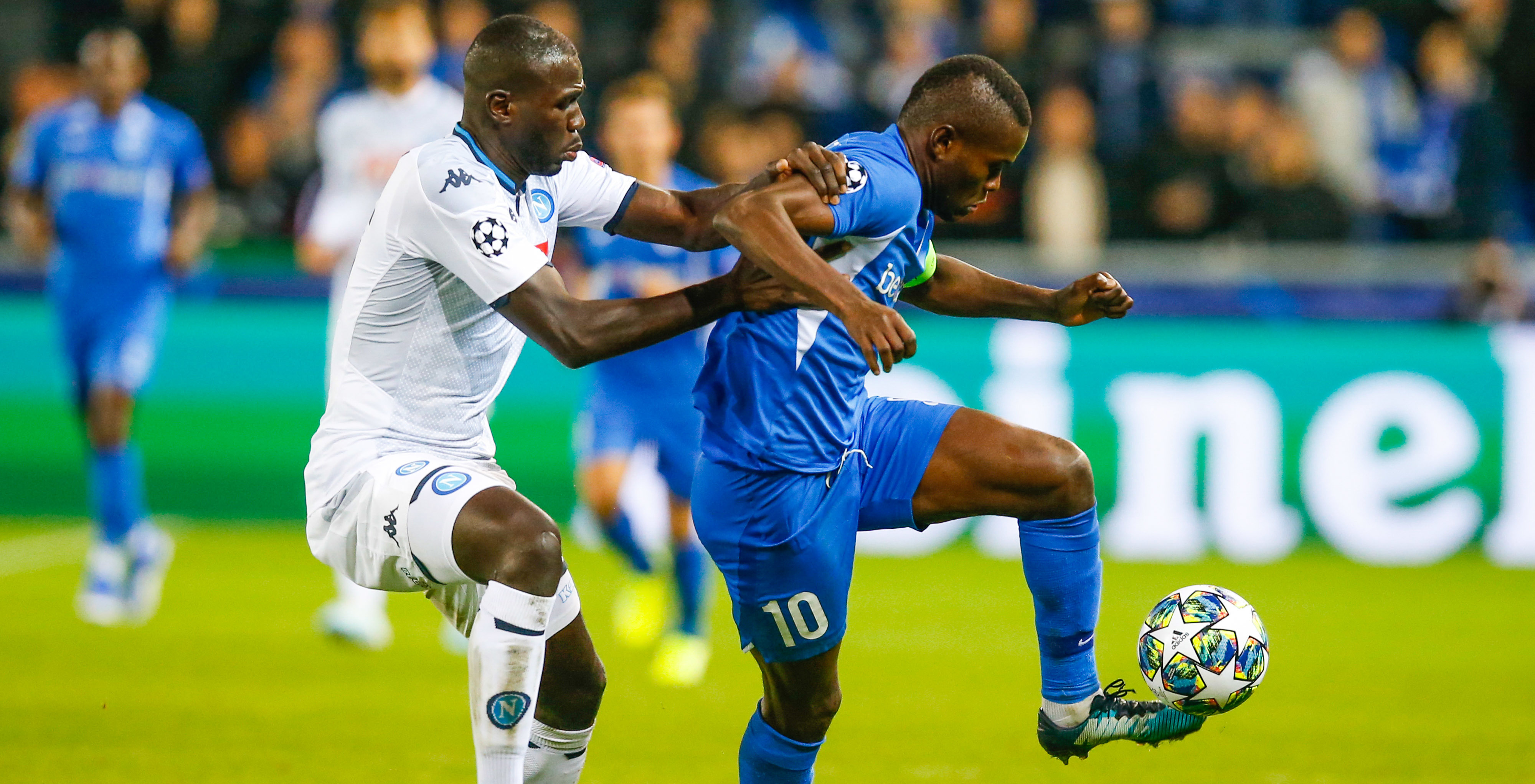 Aly Samatta - KRC Genk - Champions League 19-20