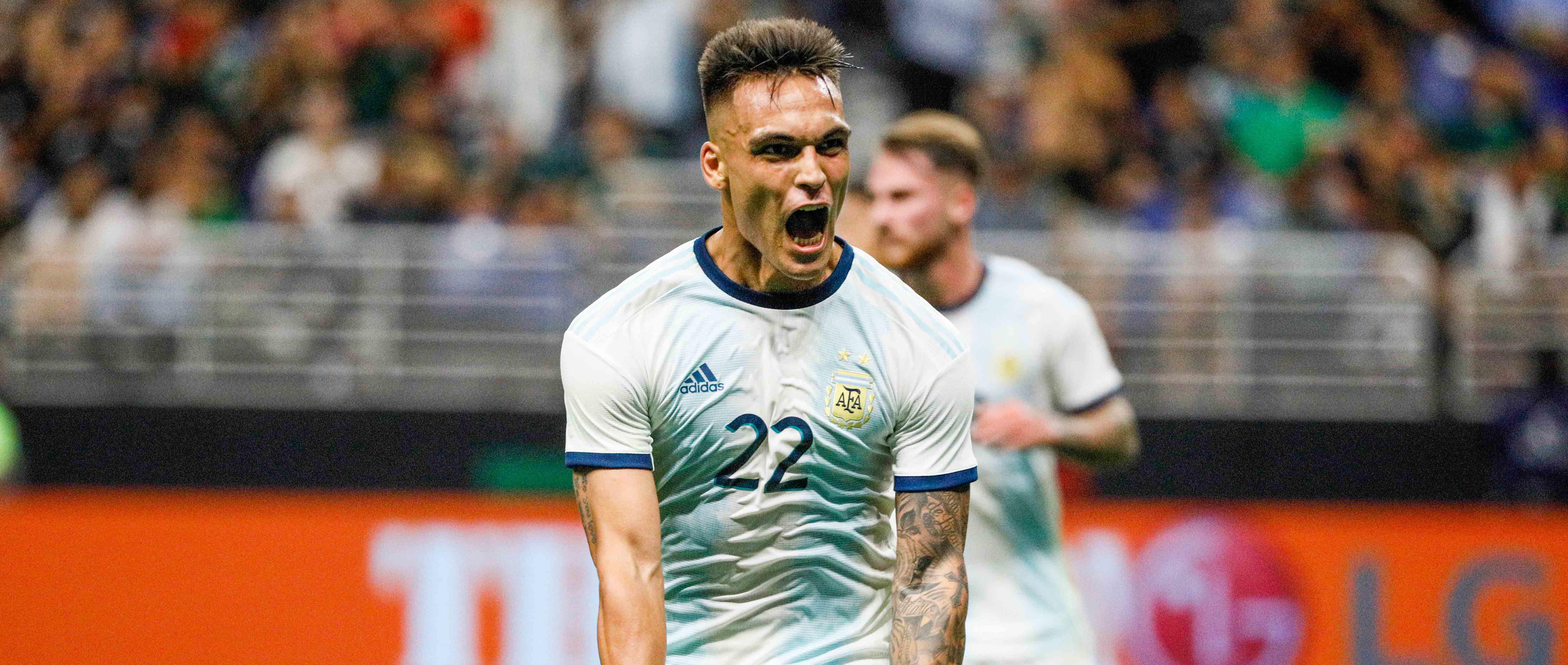 Argentina - Lautaro Martinez