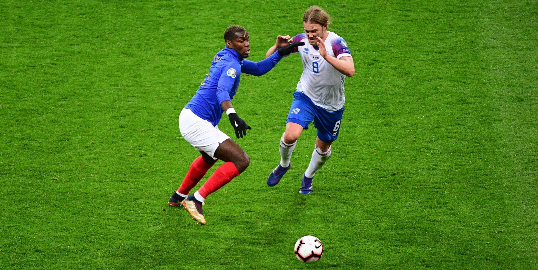 France - Iceland