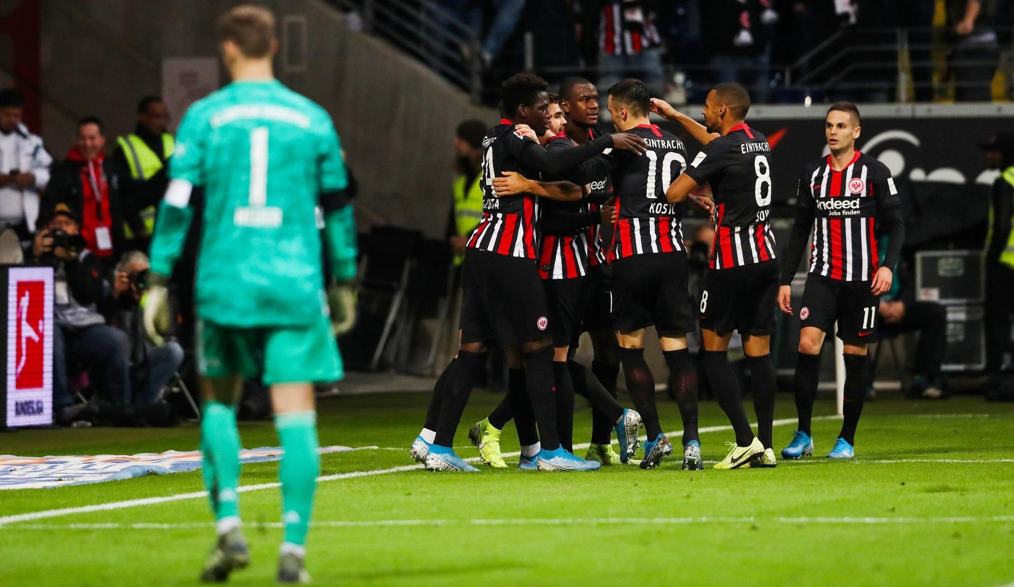 Eintracht Frankfurt - Europa League