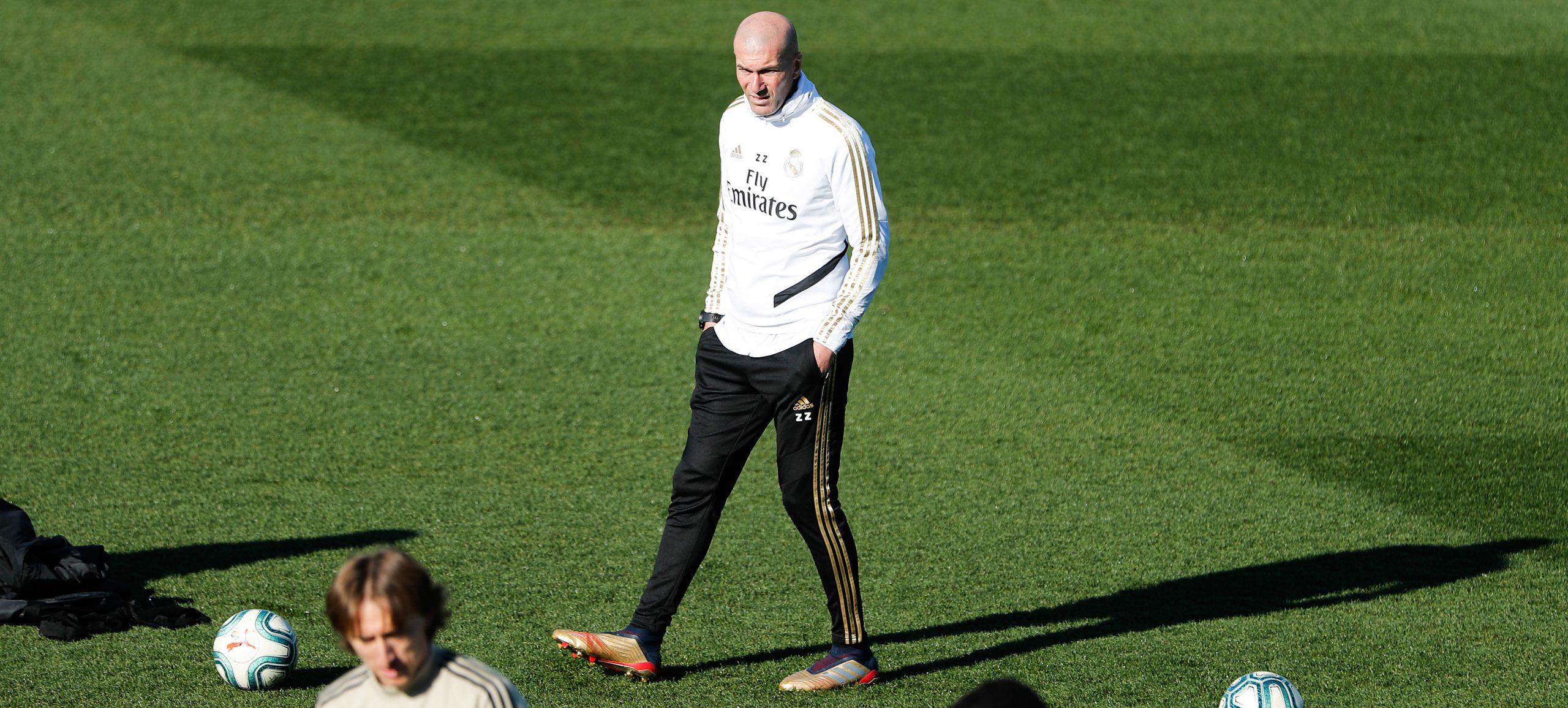 Real Madrid - Atlético Madrid - Zidane - La Liga -betFIRST