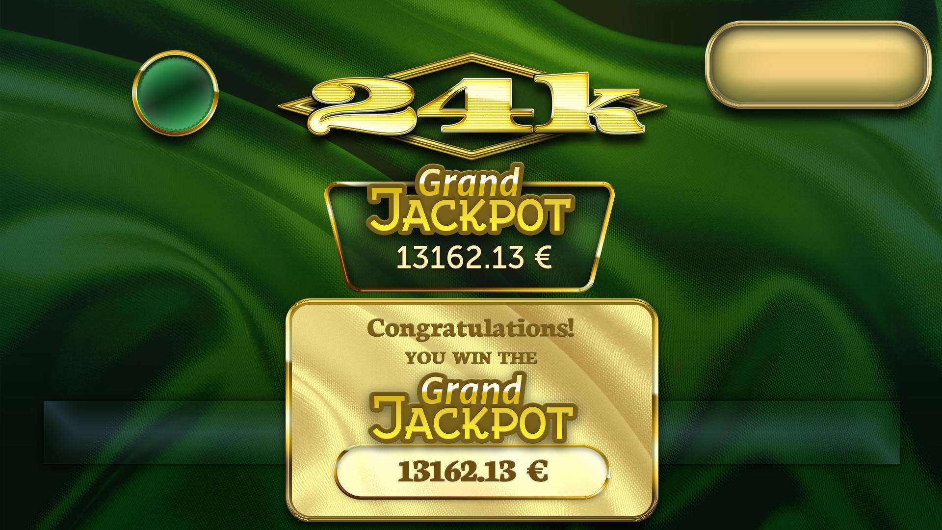 24k Mystery - Jackpot