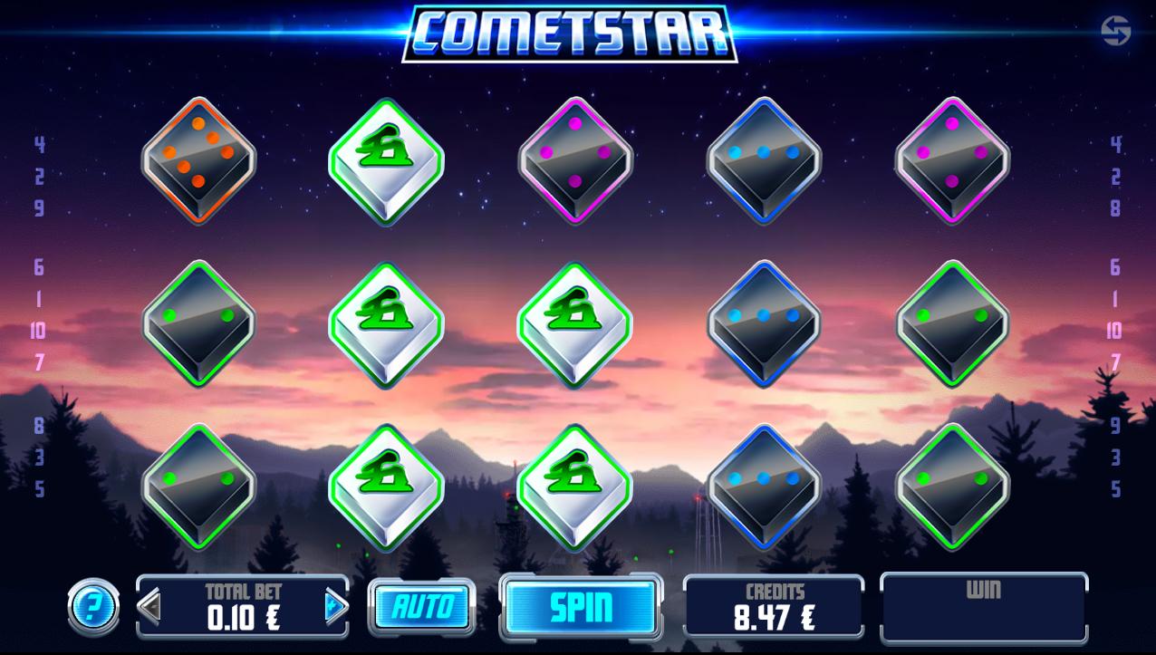 CometStar - Interface