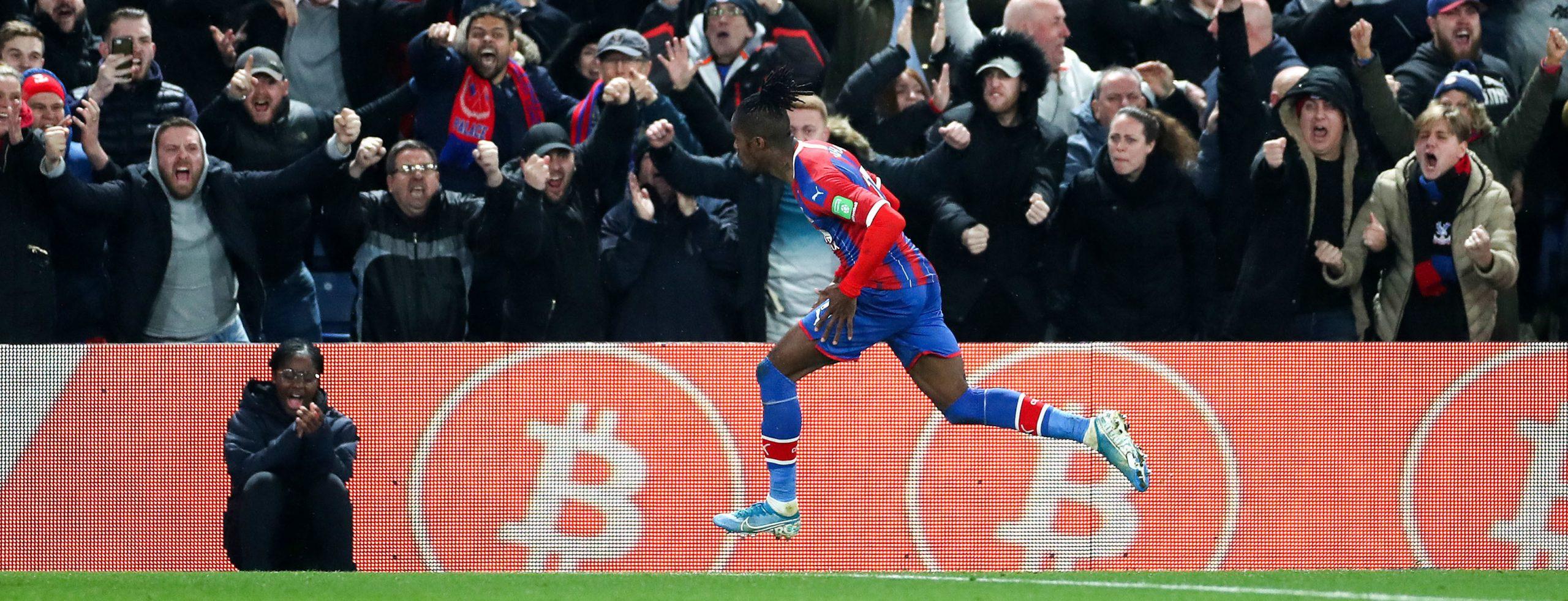 Crystal Palace - Wilfried Zaha