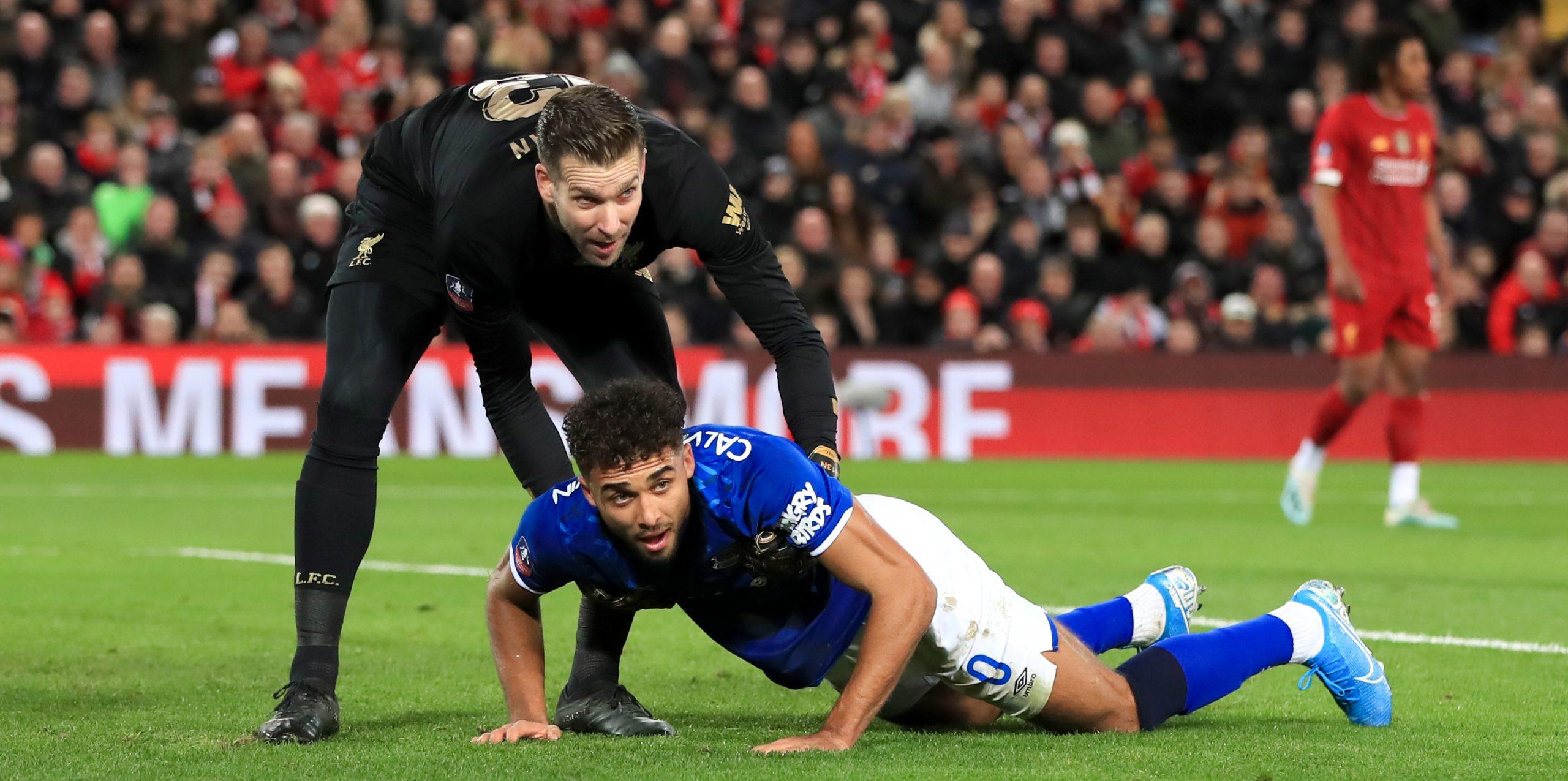 Everton - Dominic Calvert-Lewin
