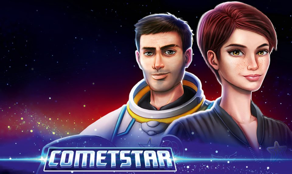 Go on a space mission with frozen wilds thanks to CometStar on betFIRST Casino