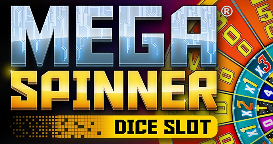 Mega Spinner is the hottest dice slot at betFIRST Casino