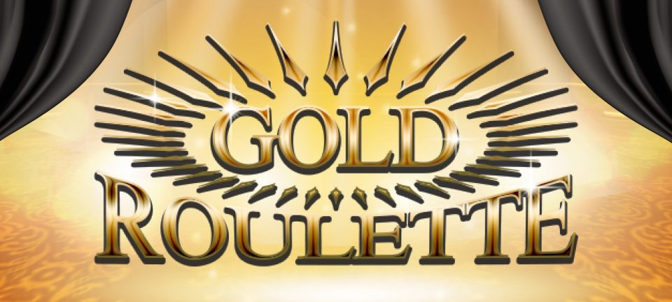 A luxurious betFIRST Casino experience awaits at the table of Gold Roulette
