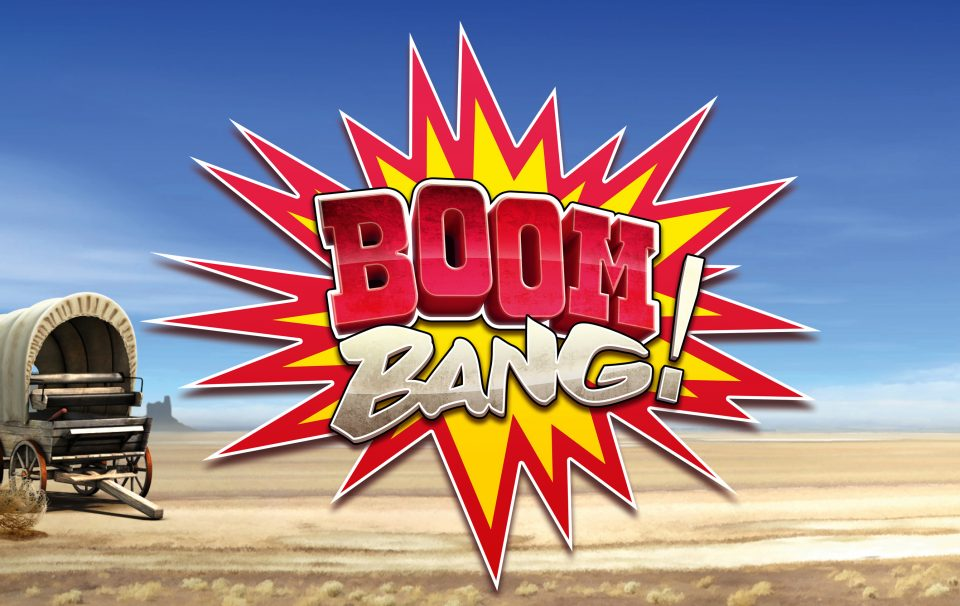Put on your cowboy boots and play Boom Bang Cascade Dice Slot on betFIRST Casino