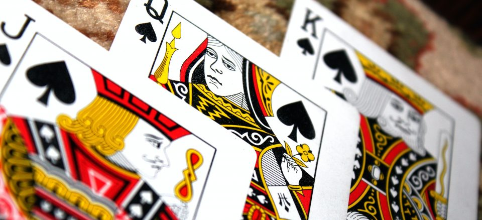 Video poker is a betFIRST Casino game based on five-card draw poker