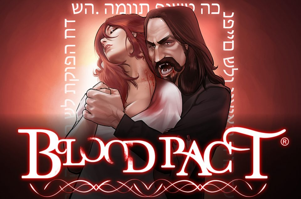 Blood Pact is a dice slot in vampire theme on betFIRST Casino