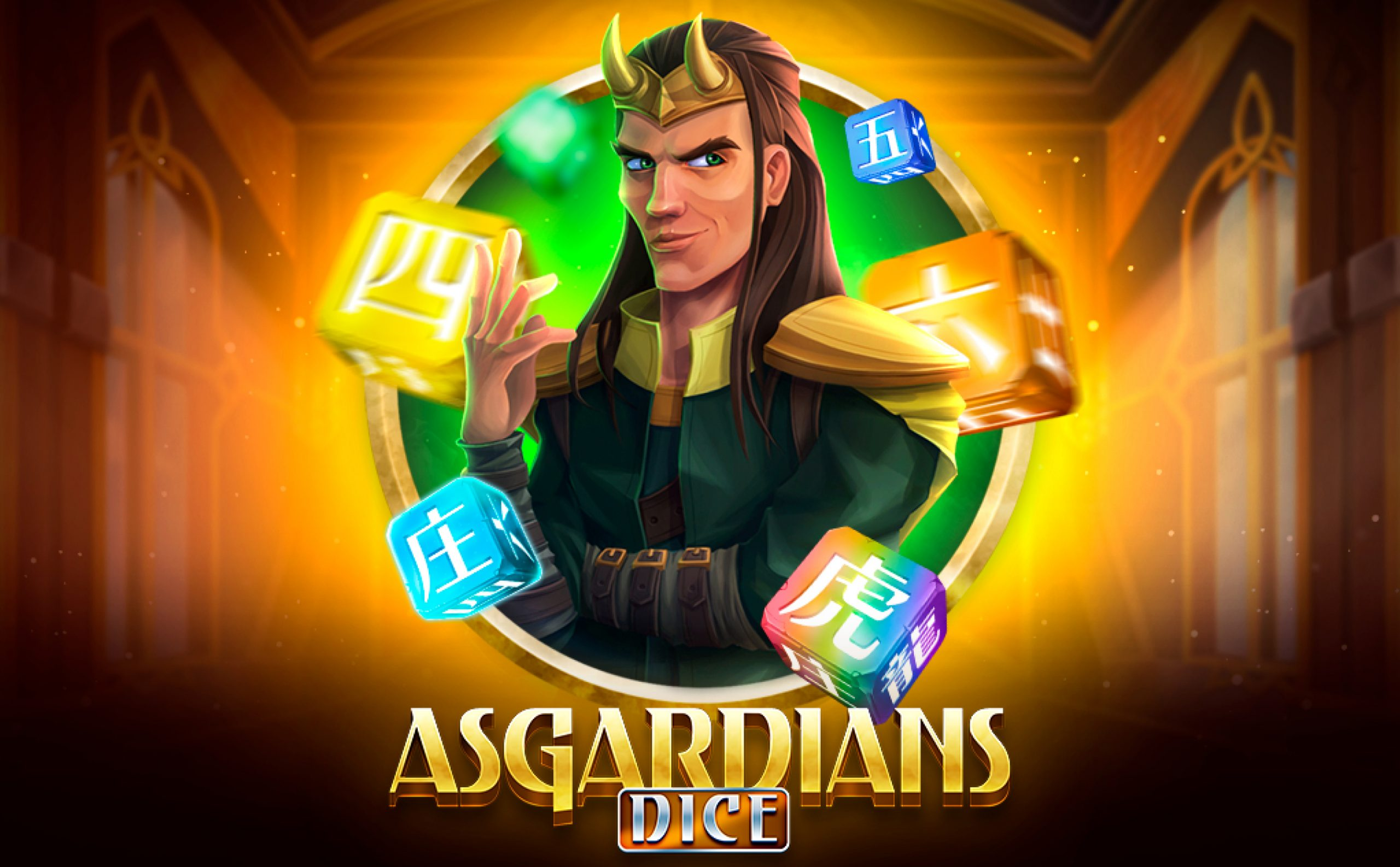 Asgardians Dice is a thunderous casino game on betFIRST Casino inspired by the Norse Gods and Goddesses