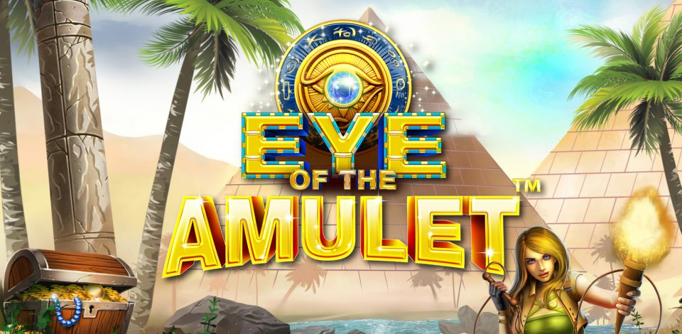 Eye of the Amulet Dice by iSoftBet is a beautiful slot machine with Egypt as theme on betFIRST Casino