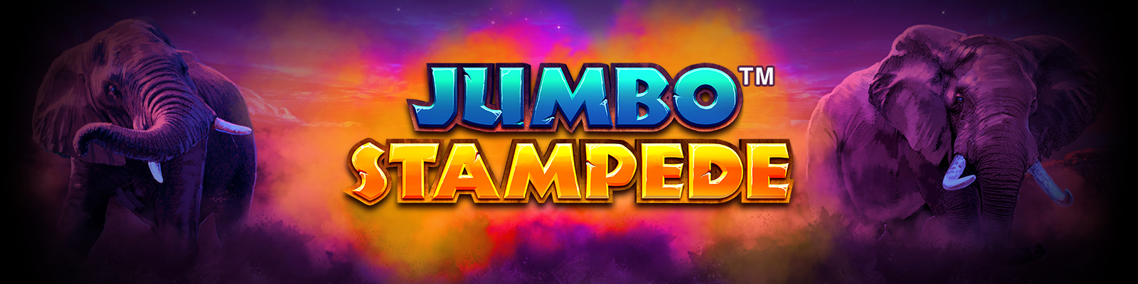 Become the casino king of the African savanna with Jumpo Stampede on betFIRST Casino