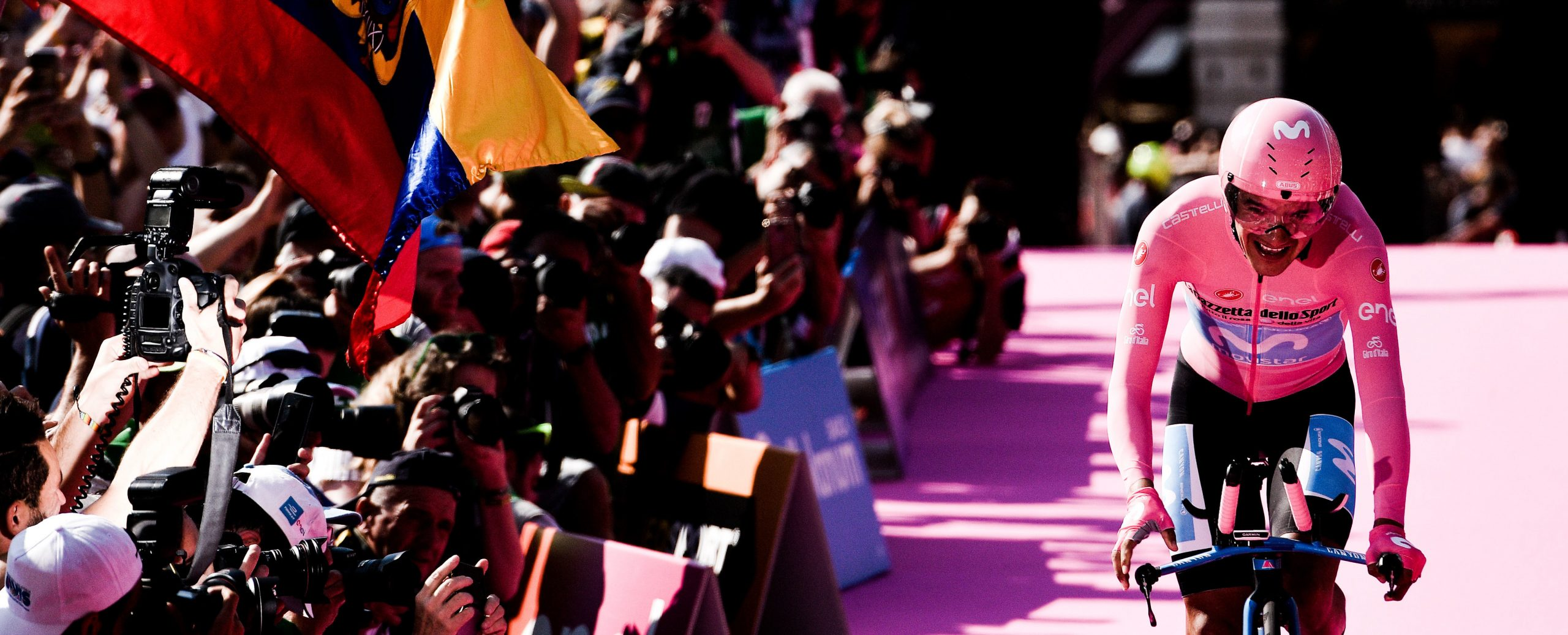 Richard Carapaz - Giro d'Italia 2020
