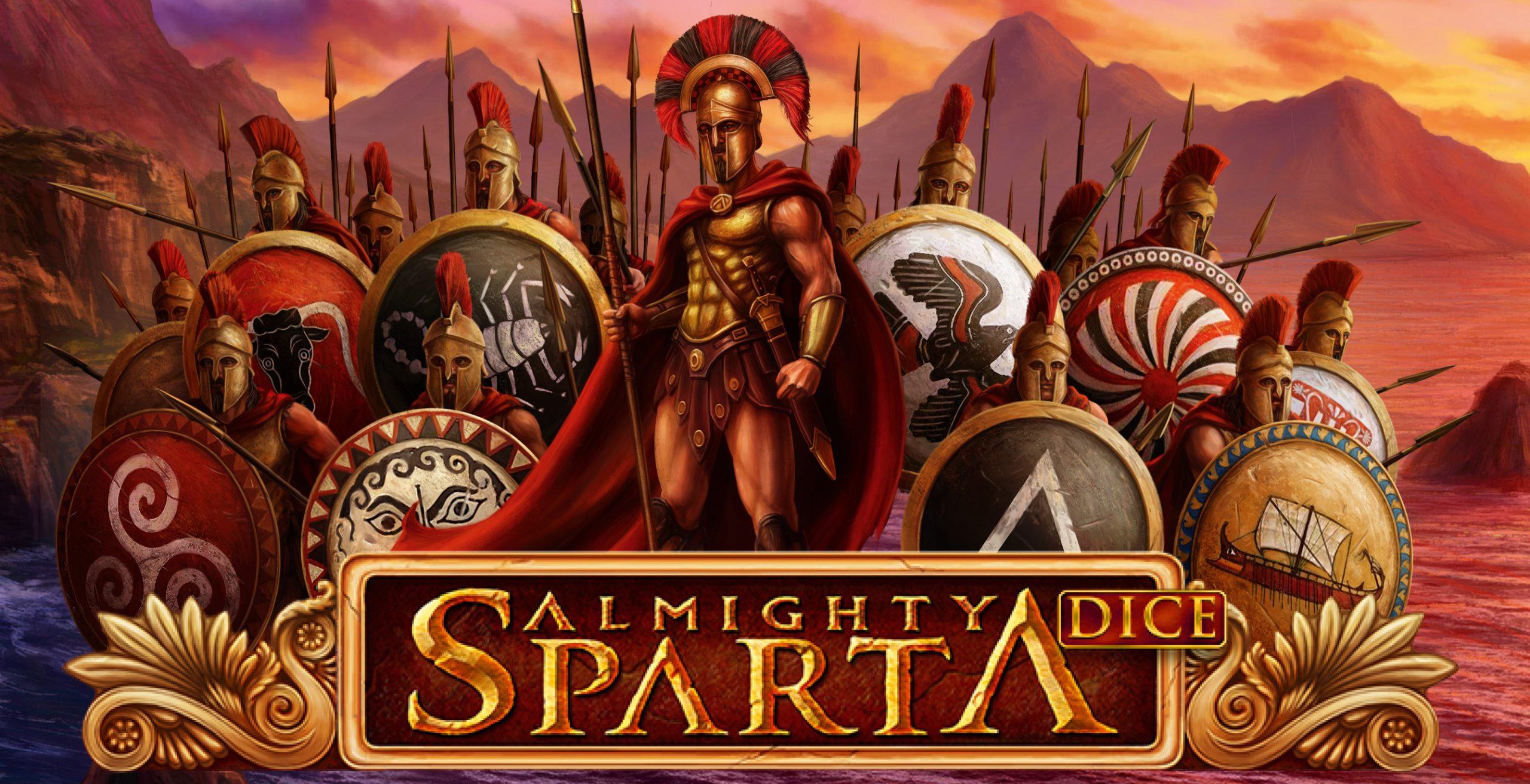 Almighty Sparta Dice is an online dice game on betFIRST Casino in which you'll play the role of King Leonidas