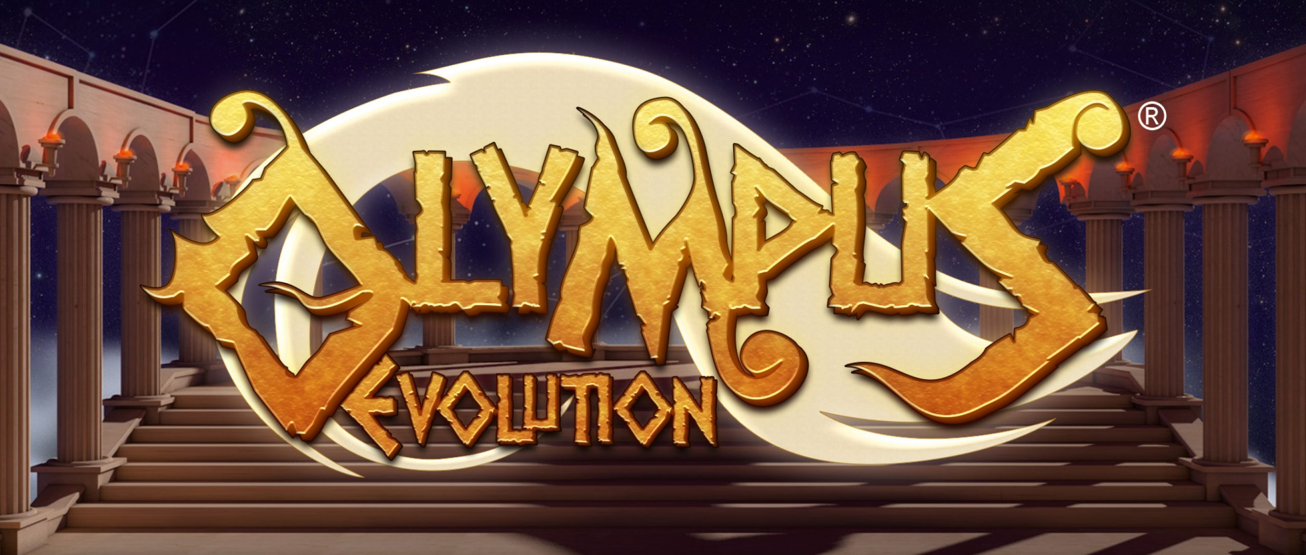 Get to know Zeus and the other Greek Gods by playing the Olympus Evolution dice slot on betFIRST Casino