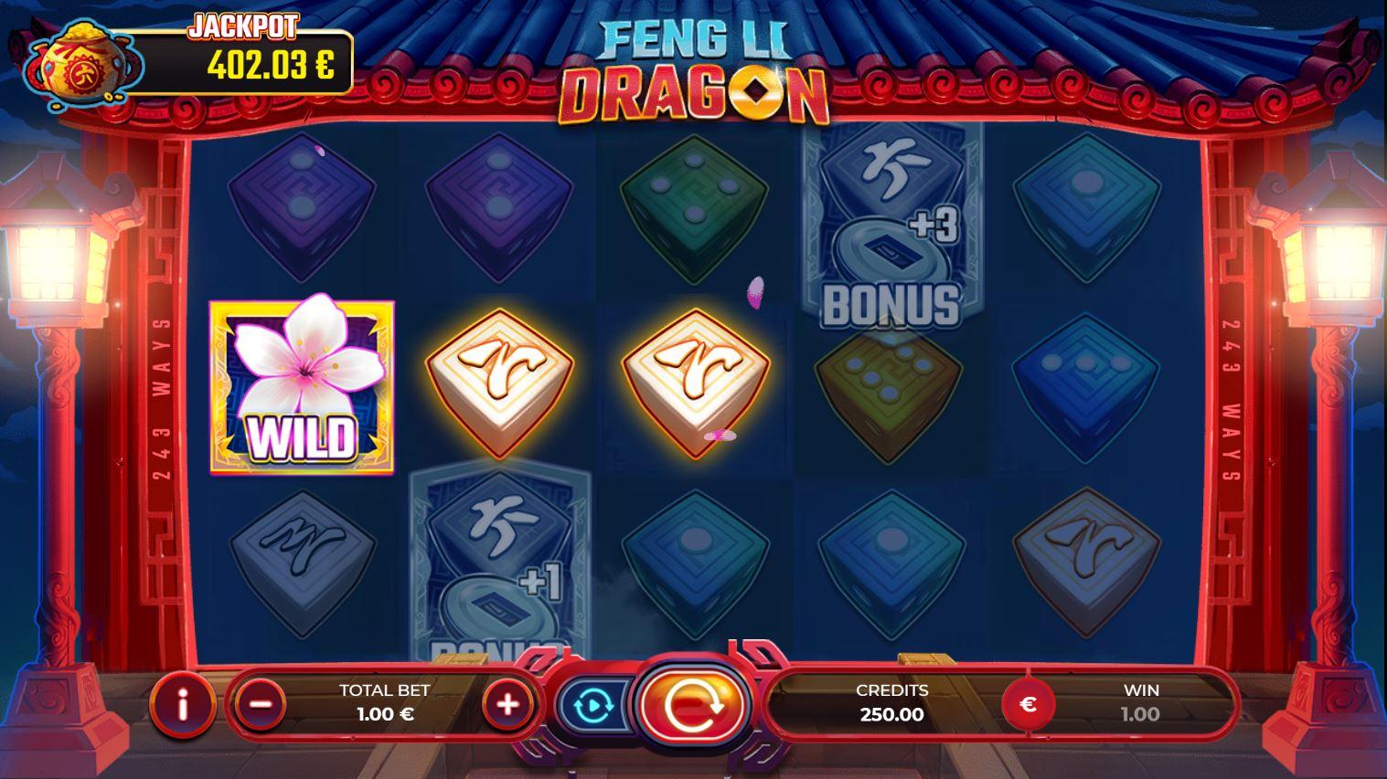 Feng Li Dragon - Interface