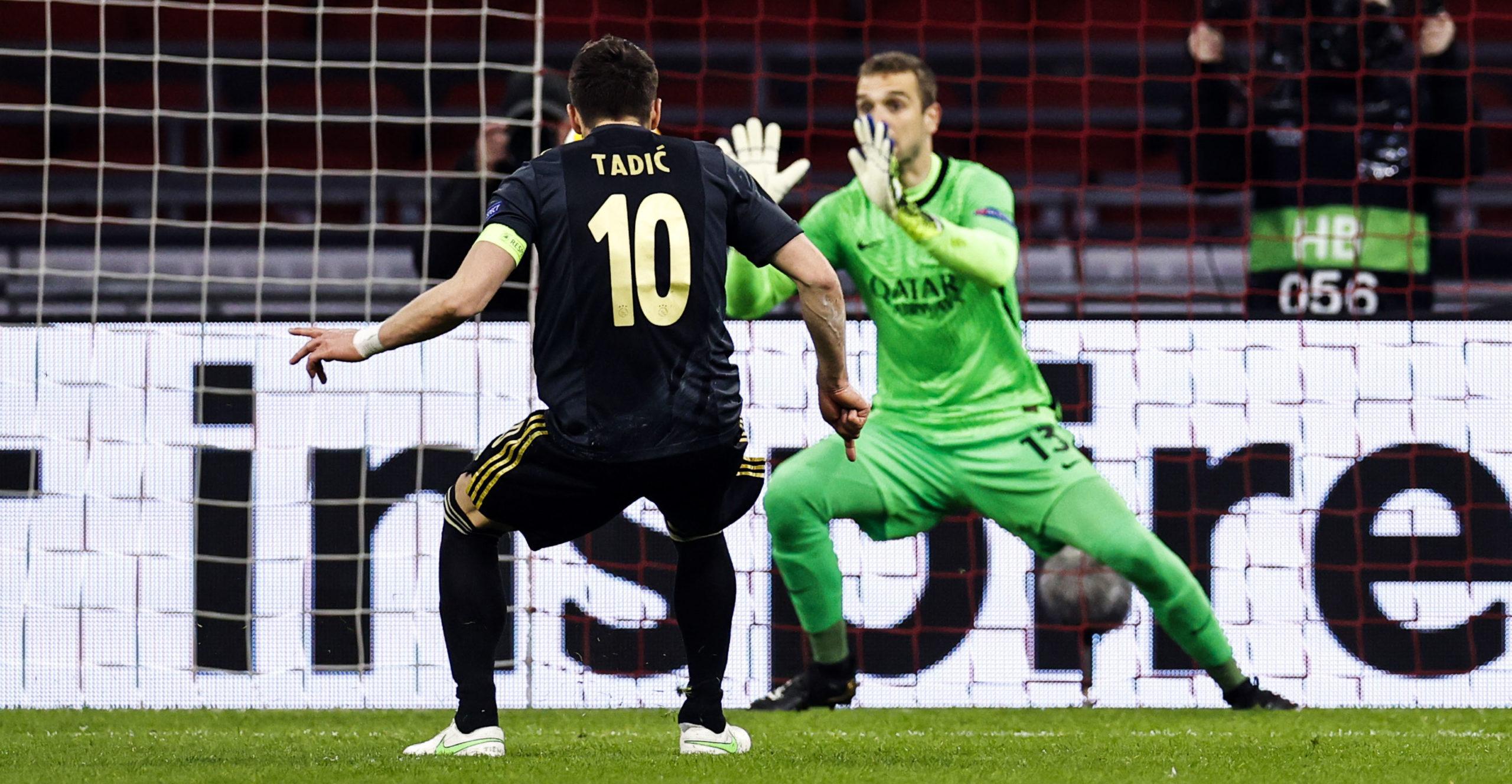 L'Ajax doit réaliser un exploit ce jeudi face à l'AS Roma en quarts de finale de l'Europa League. Toutes les informations sont sur betFIRST!