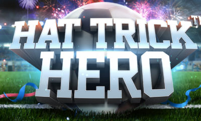 Betsoft Gaming launches Hat Trick Hero, a brand new football game that is just in time with the Euros approaching. In the betFIRST online casino you can already play the game exclusively!