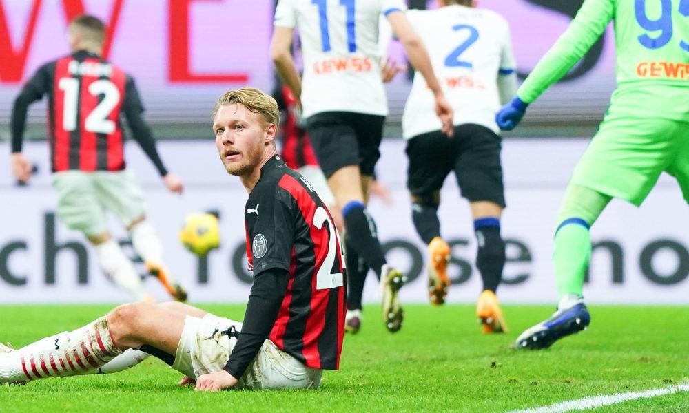 L'AC Milan a besoin d'une victoire lors du dernier match de la saison pour être certain de jouer la Ligue des Champions la saison prochaine.