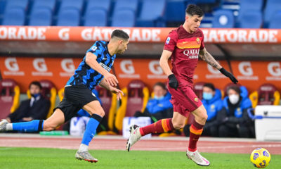 L'AS Roma se rend à San Siro ce mercredi soir pour affronter l'Inter. Les Nerazzurri sont déjà champions. Tout sur ce duel sur betFIRST.